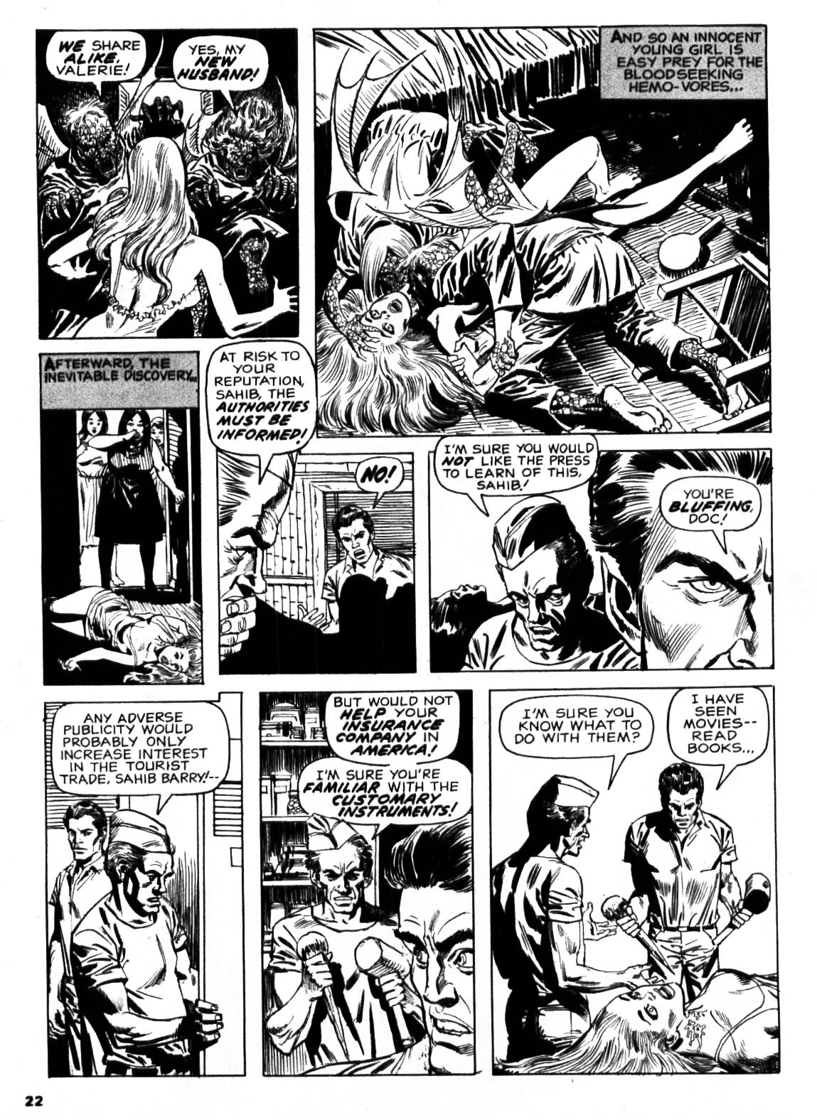 Nightmare (1970) issue 21 - Page 21