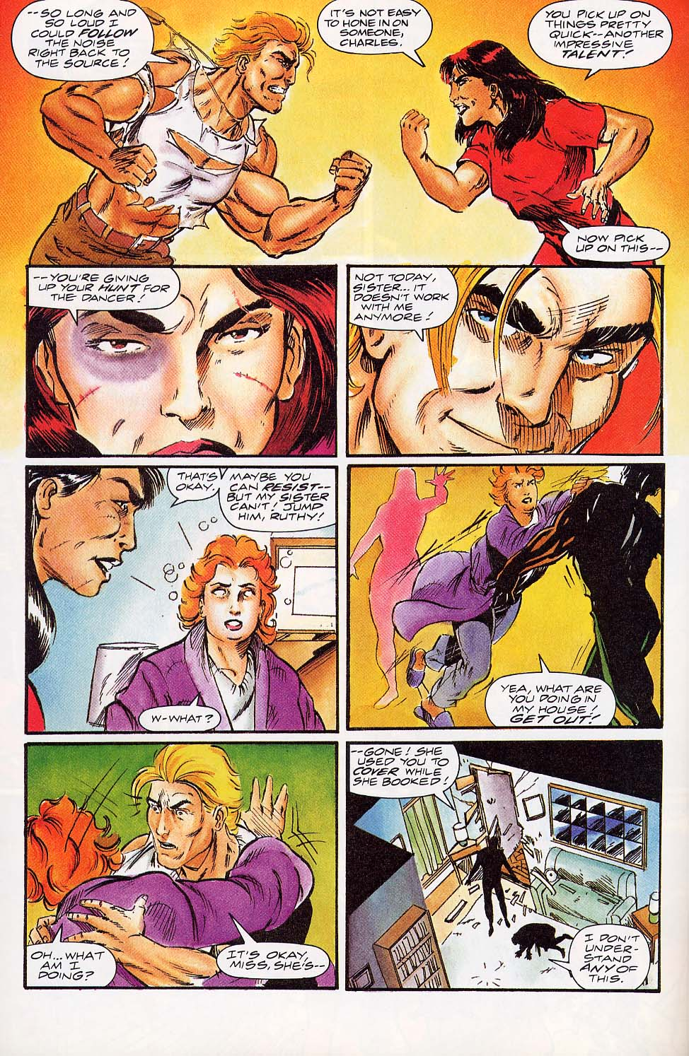 Read online Charlemagne comic -  Issue #4 - 37