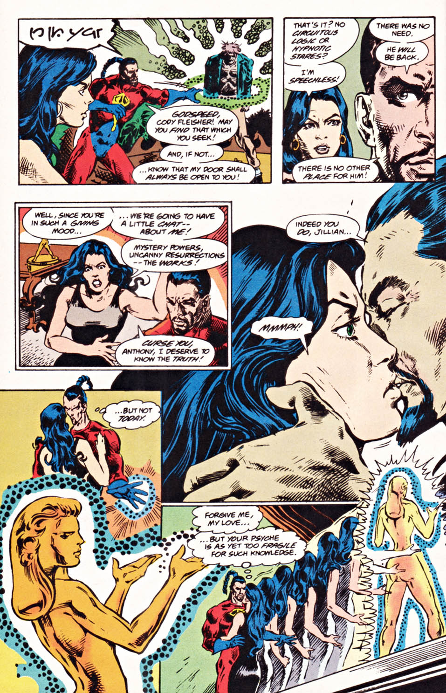 Read online Secret Defenders comic -  Issue #20 - 5