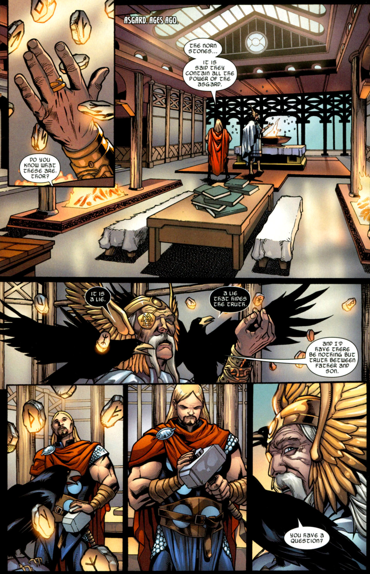 Read online Ultimate Thor comic -  Issue #2 - 14