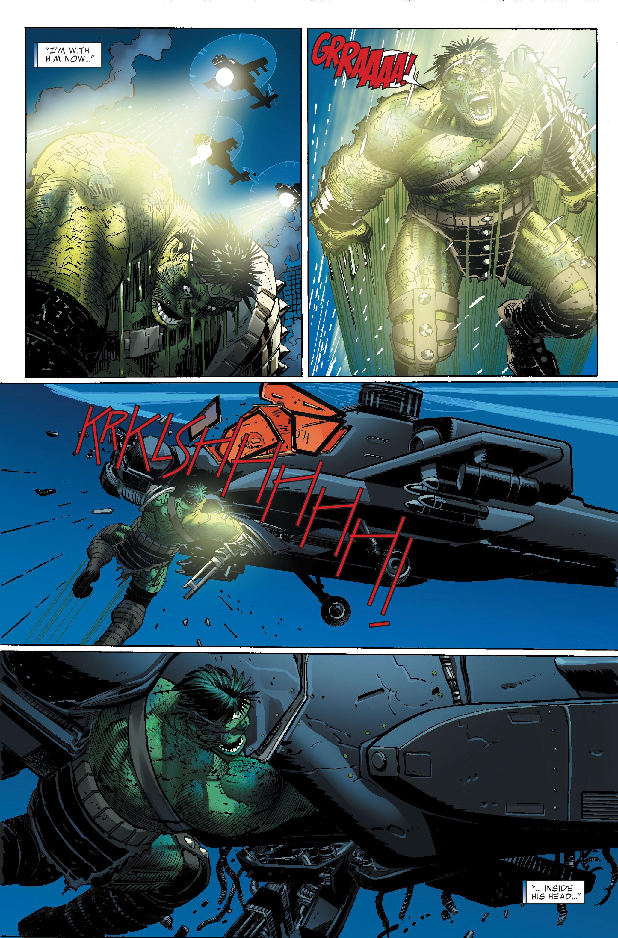 Read online World War Hulk comic -  Issue #3 - 9