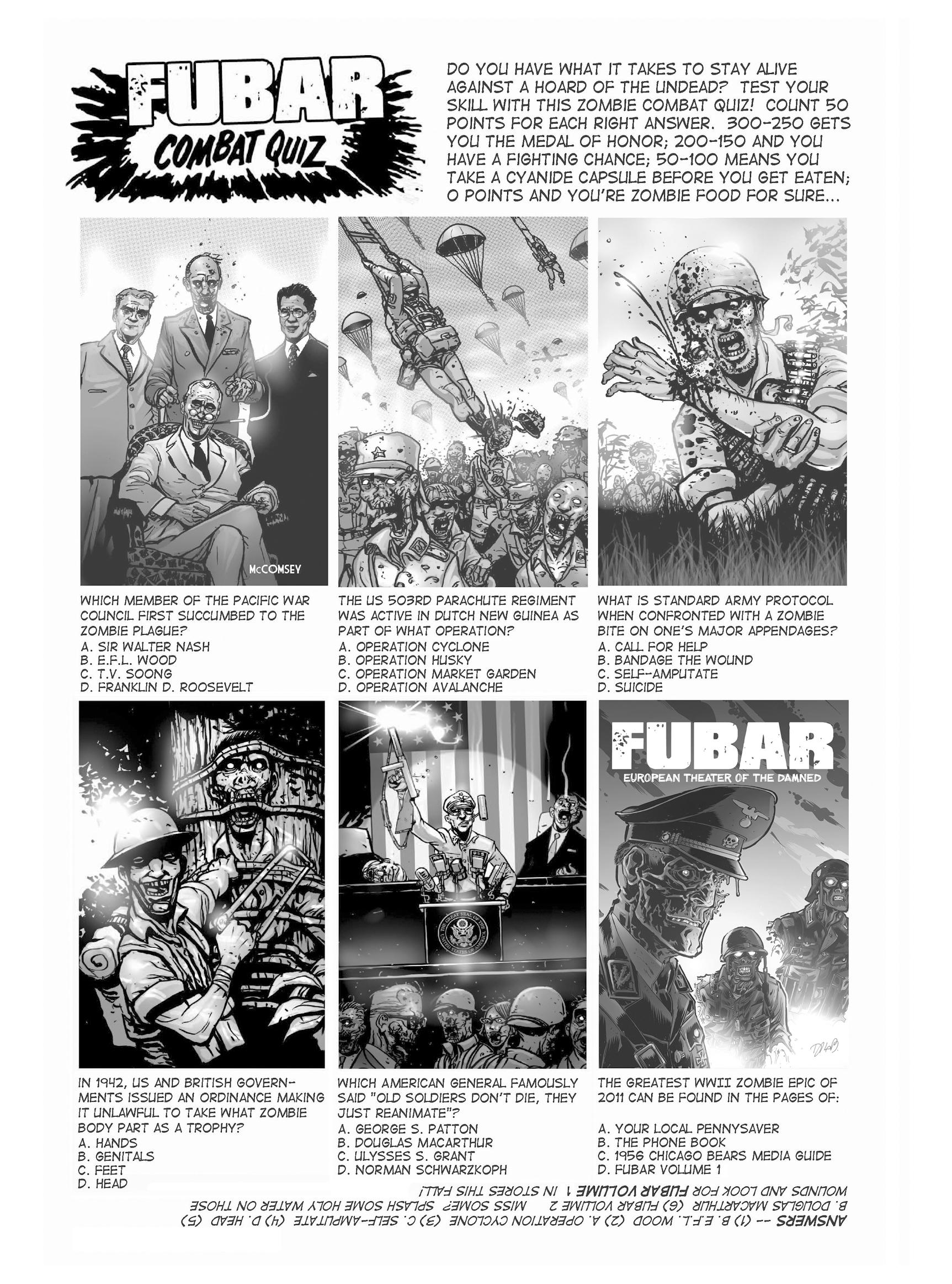 Read online FUBAR comic -  Issue #2 - 242