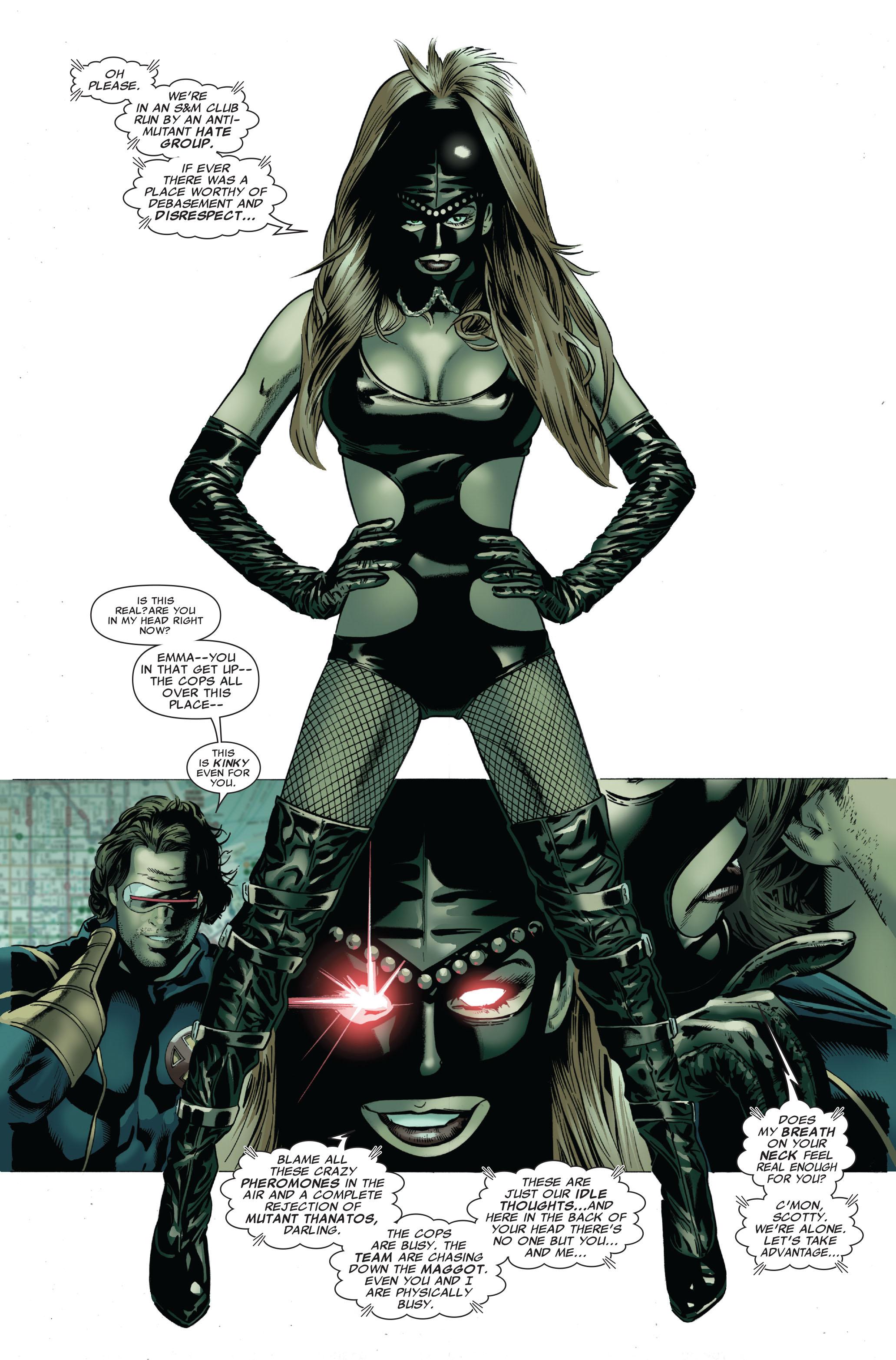 Read online Uncanny X-Men (1963) comic -  Issue #503 - 12