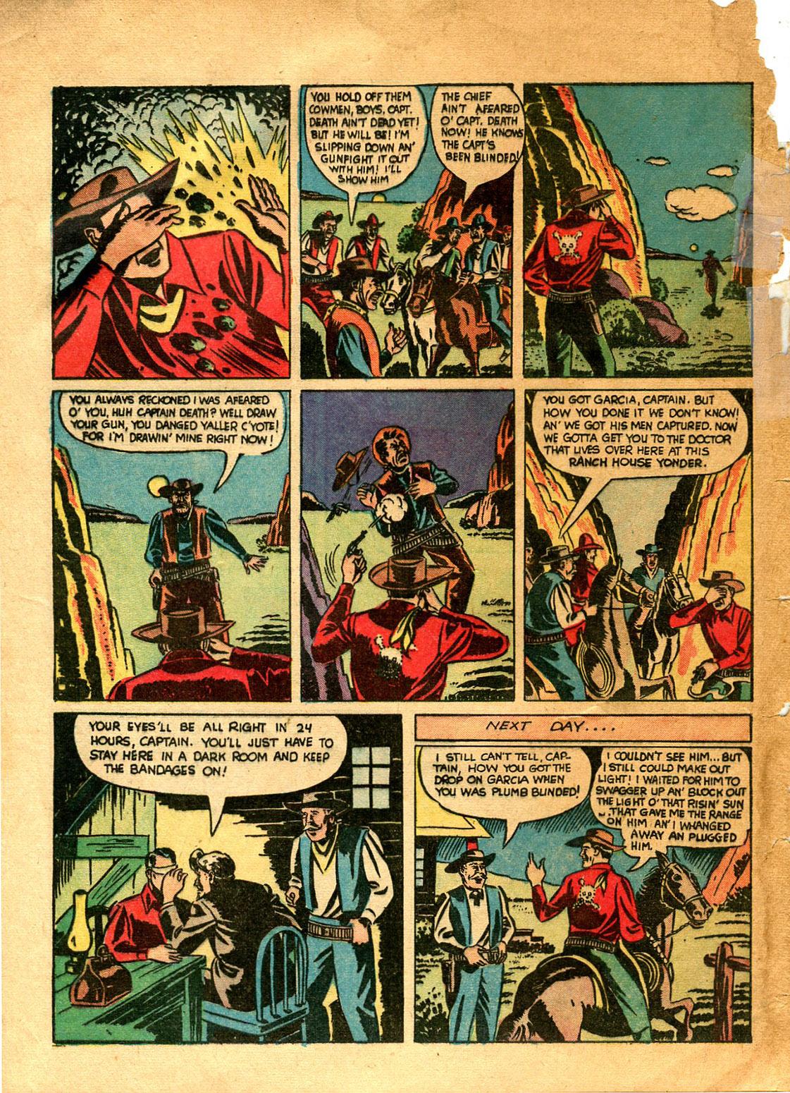 Read online Shadow Comics comic -  Issue #9 - 60