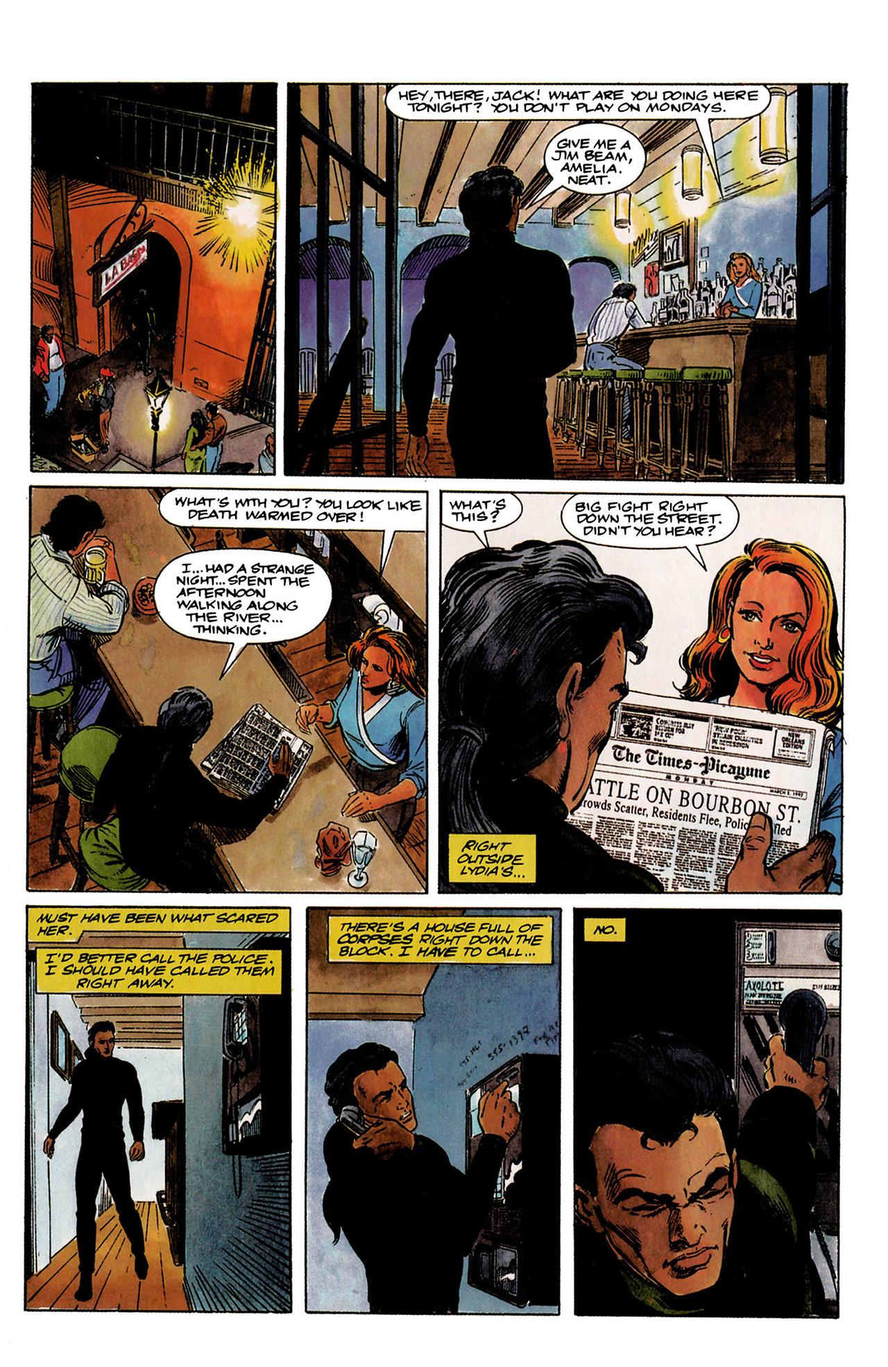 Read online Shadowman (1992) comic -  Issue #1 - 15