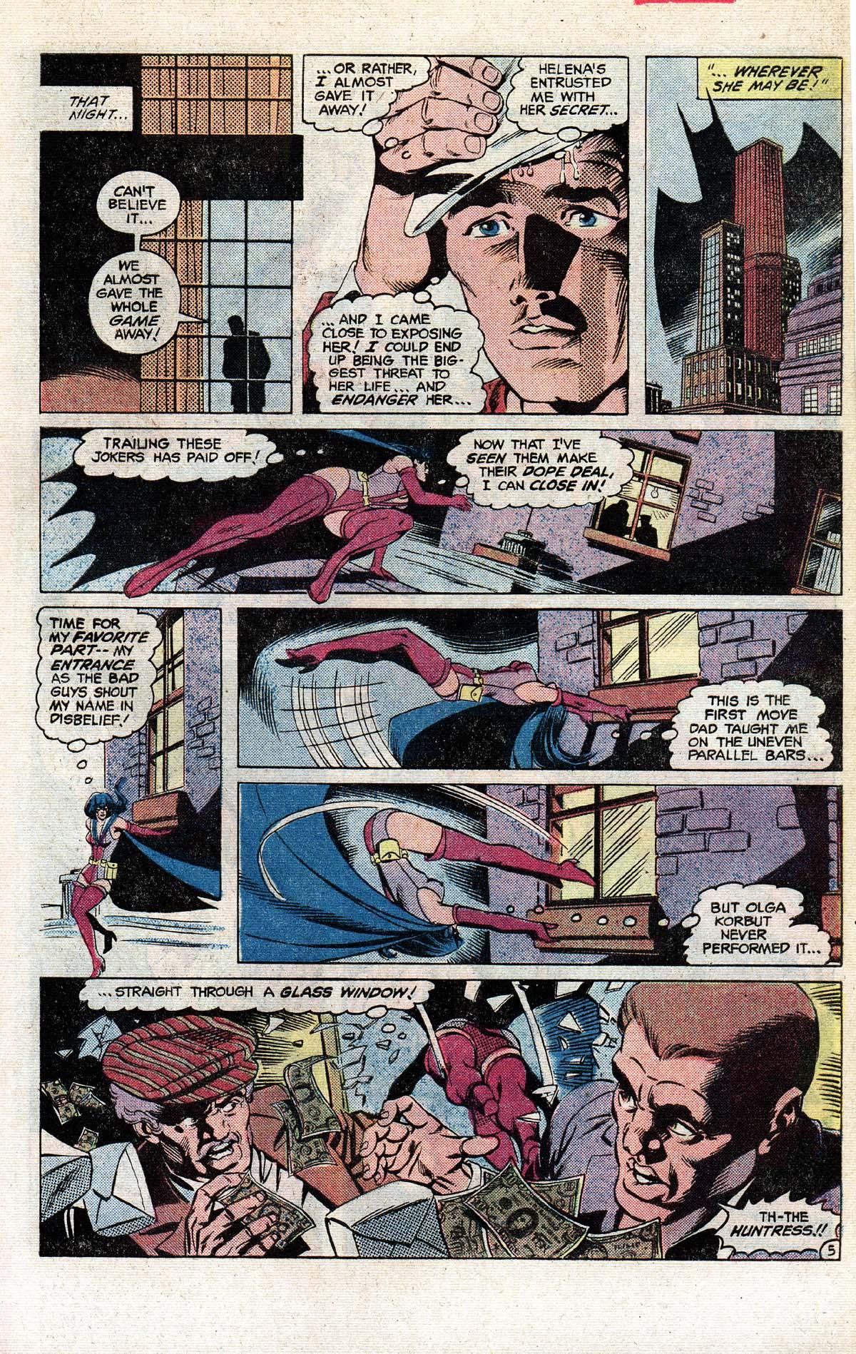 Read online Wonder Woman (1942) comic -  Issue #296 - 25