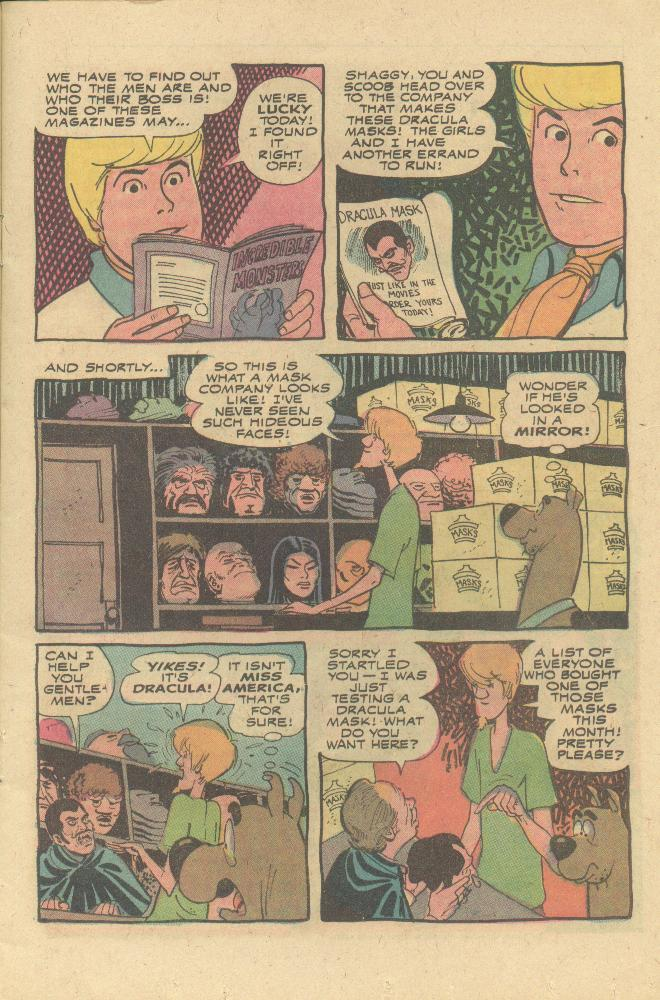 Read online Scooby-Doo... Mystery Comics comic -  Issue #25 - 11