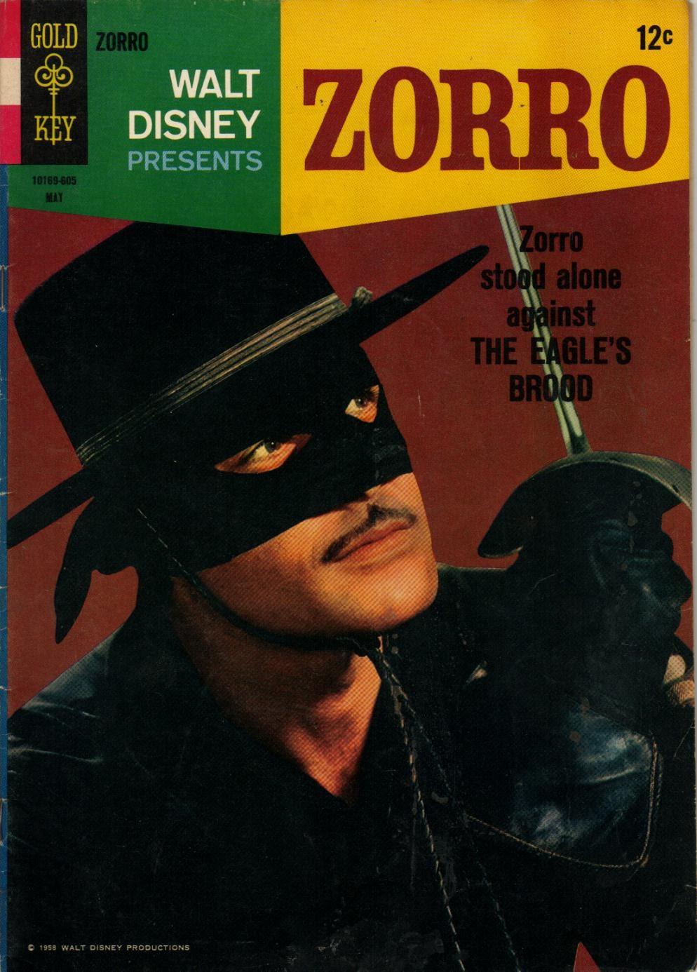 Zorro (1966) issue 2 - Page 1