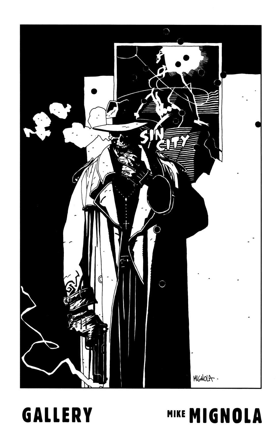 Read online Sin City: The Big Fat Kill comic -  Issue #2 - 33