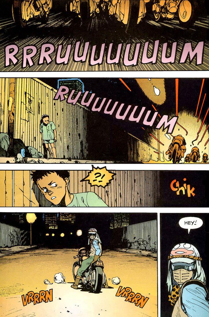 Read online Akira comic -  Issue #3 - 61