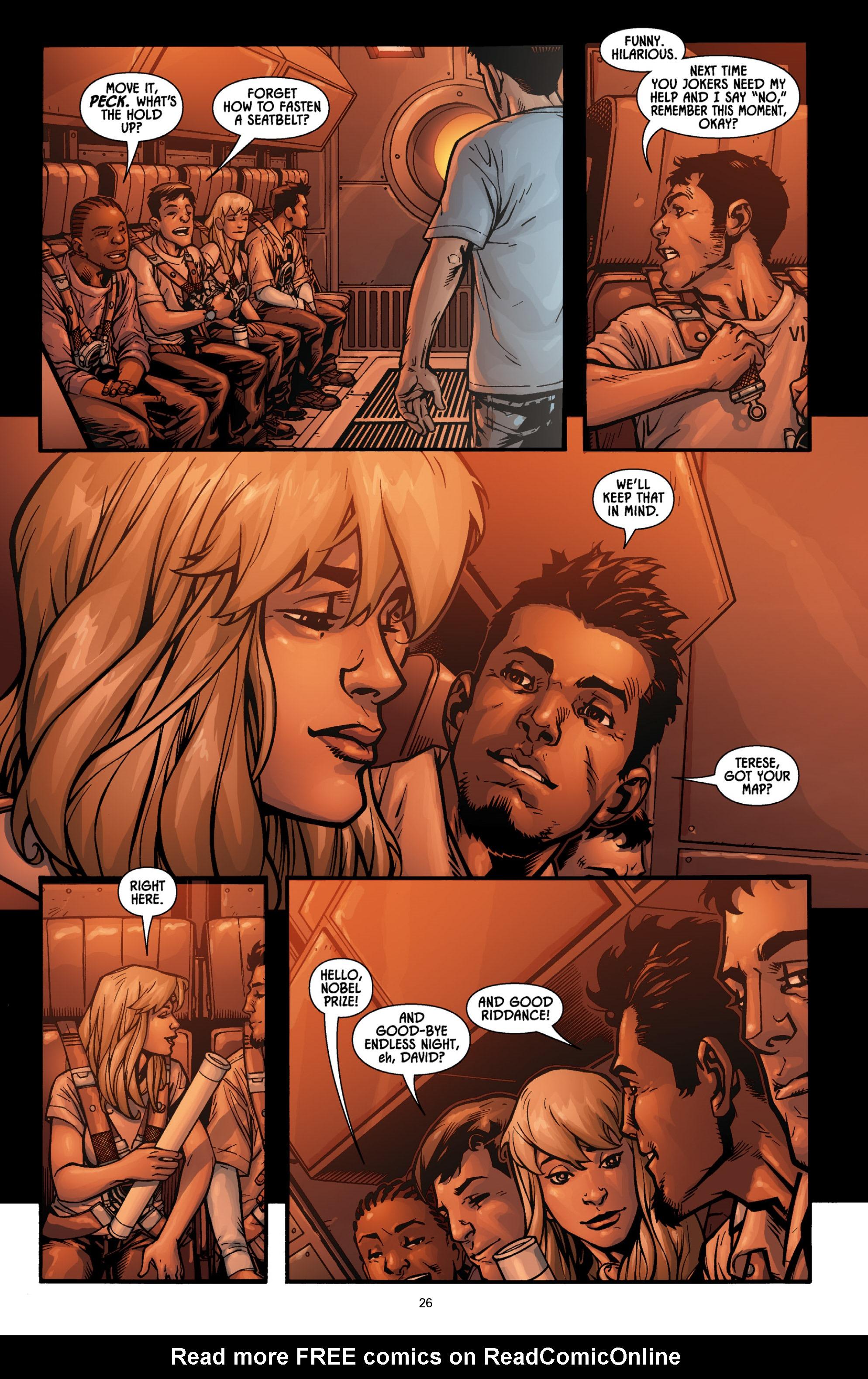 Read online Aliens (2009) comic -  Issue # TPB - 25