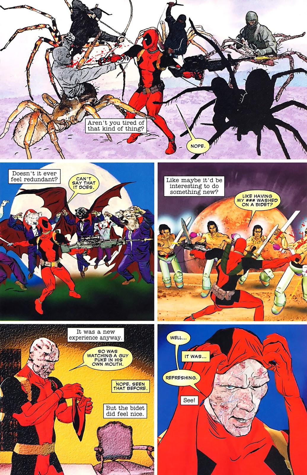 Read online Deadpool (2008) comic -  Issue #900 - 61