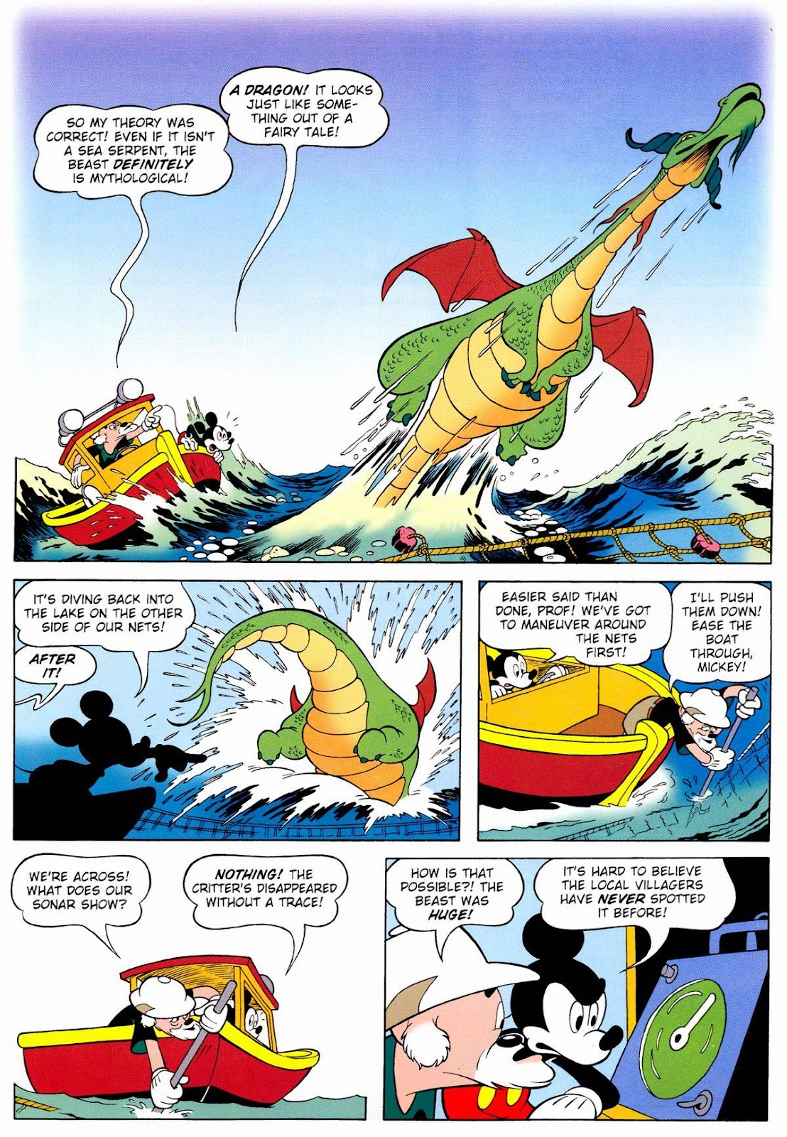Walt Disney's Comics and Stories issue 640 - Page 29