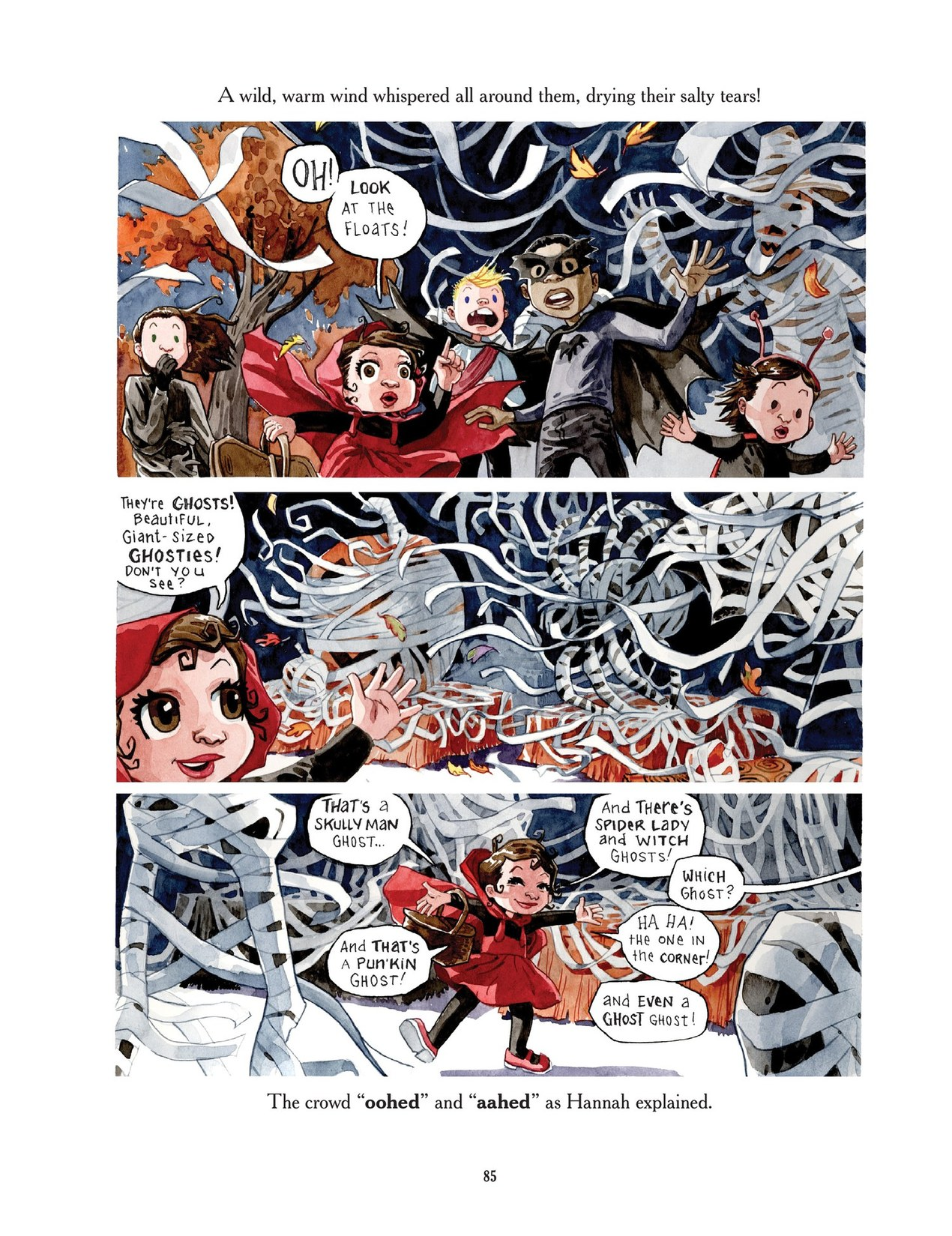 Read online Scary Godmother comic -  Issue # TPB - 85