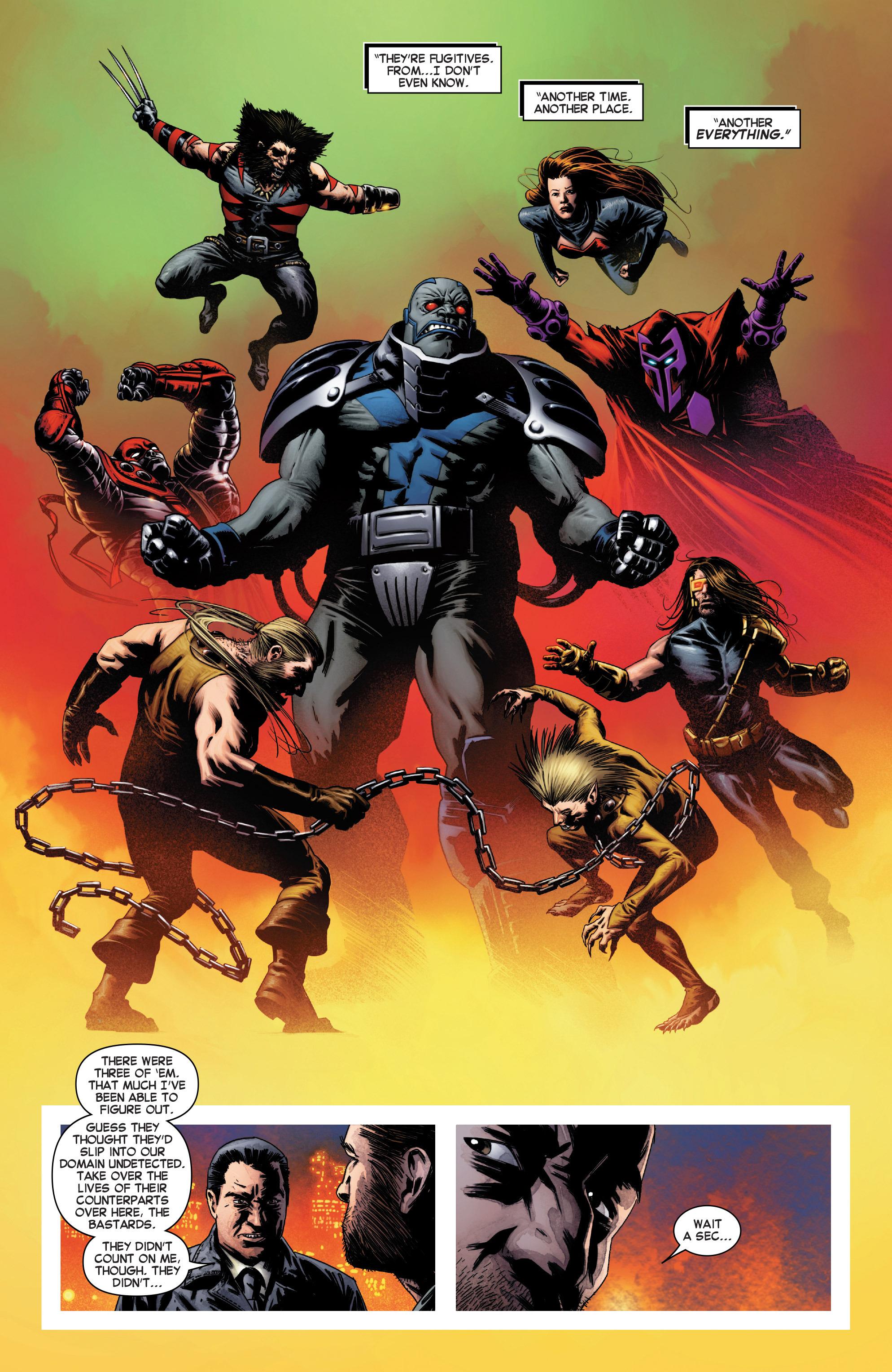 Read online Secret Wars Journal comic -  Issue #3 - 11