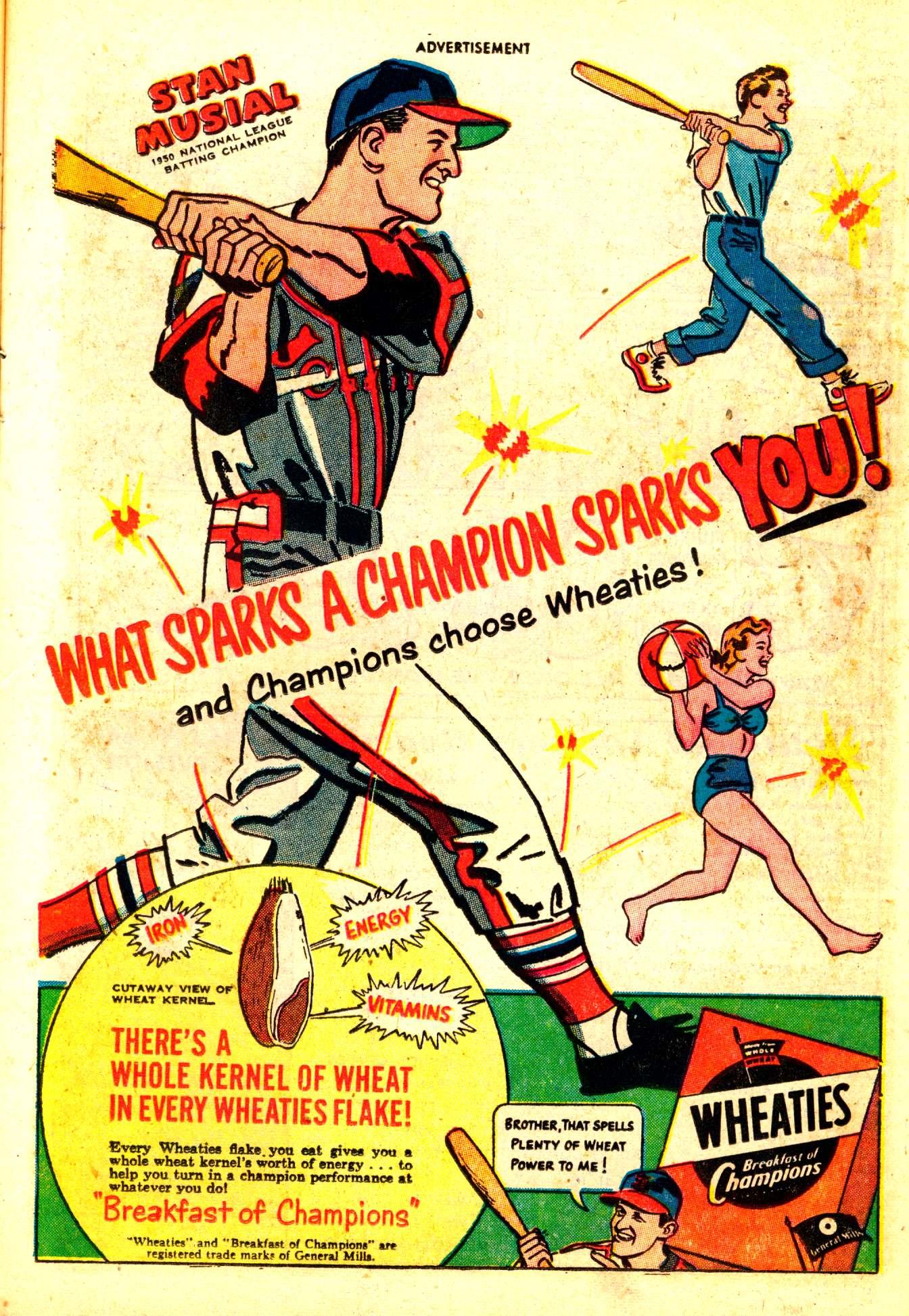 Read online Wonder Woman (1942) comic -  Issue #50 - 15