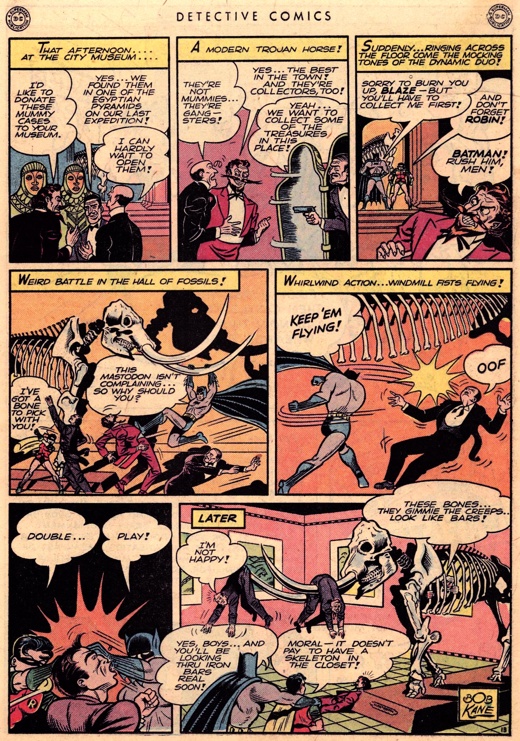 Read online Detective Comics (1937) comic -  Issue #95 - 15