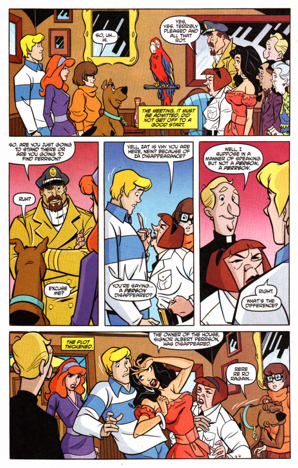 Read online Scooby-Doo (1997) comic -  Issue #118 - 14