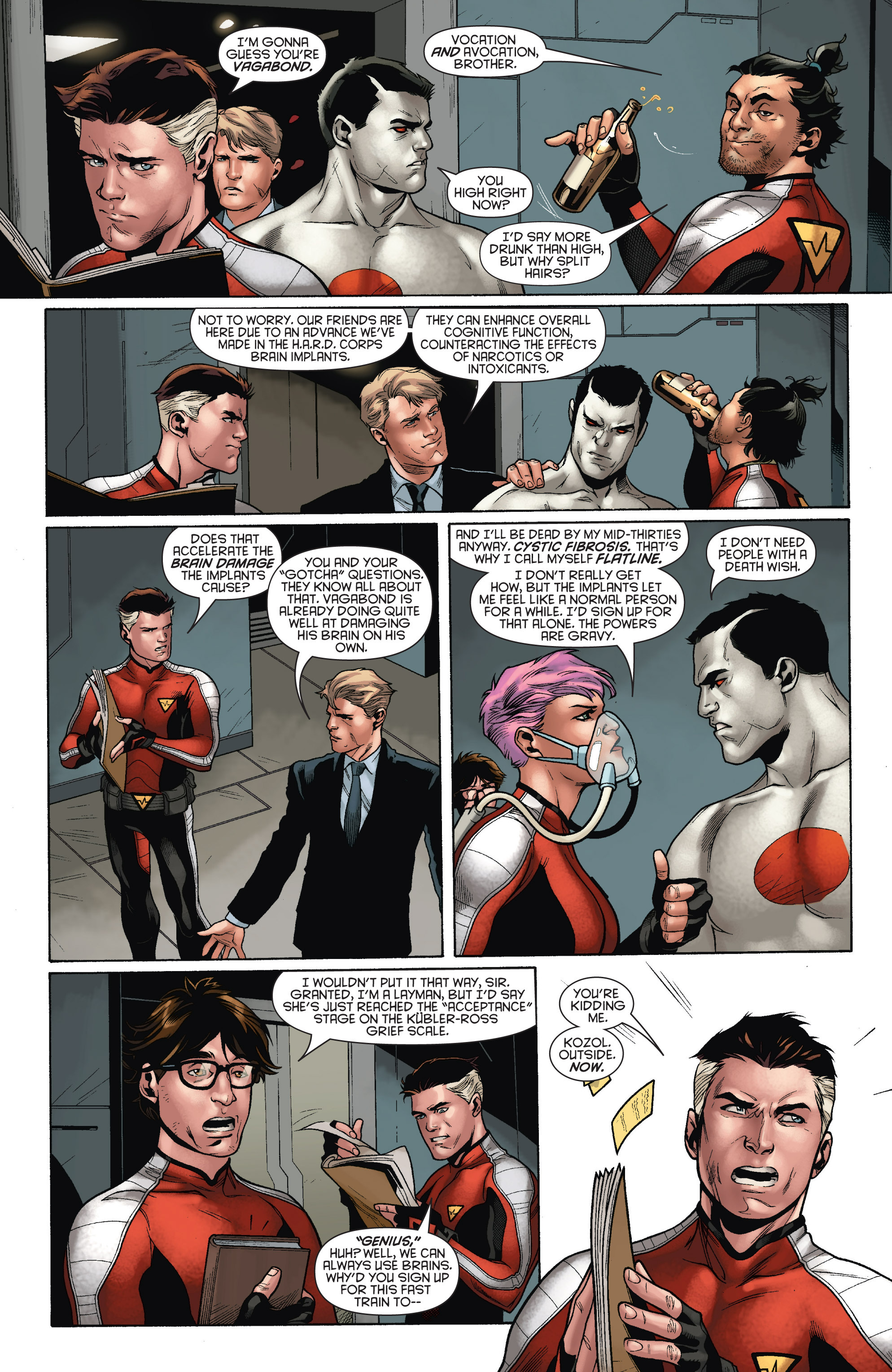 Read online Bloodshot and H.A.R.D.Corps comic -  Issue # TPB 4 - 56