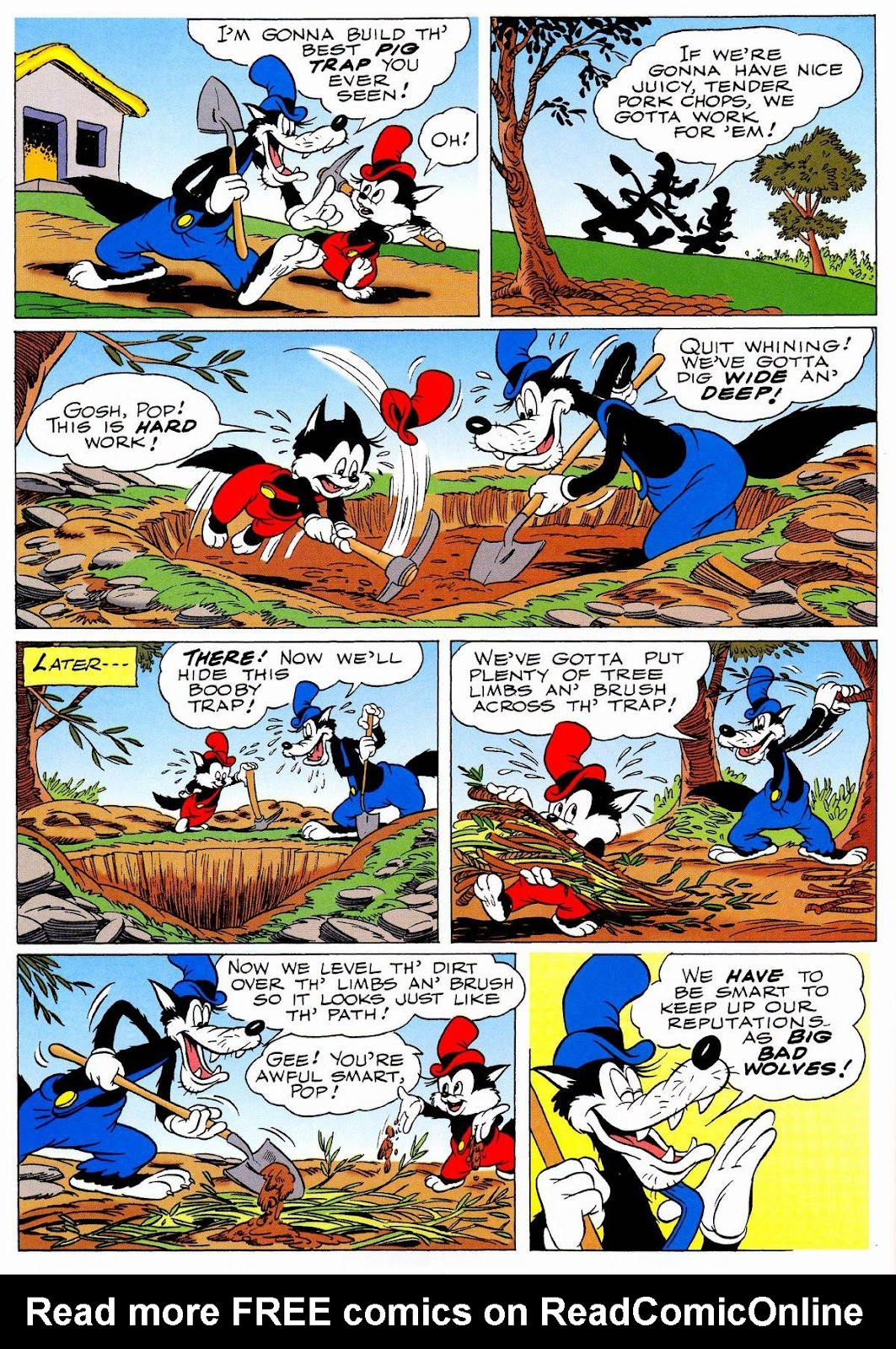 Walt Disney's Comics and Stories issue 641 - Page 26