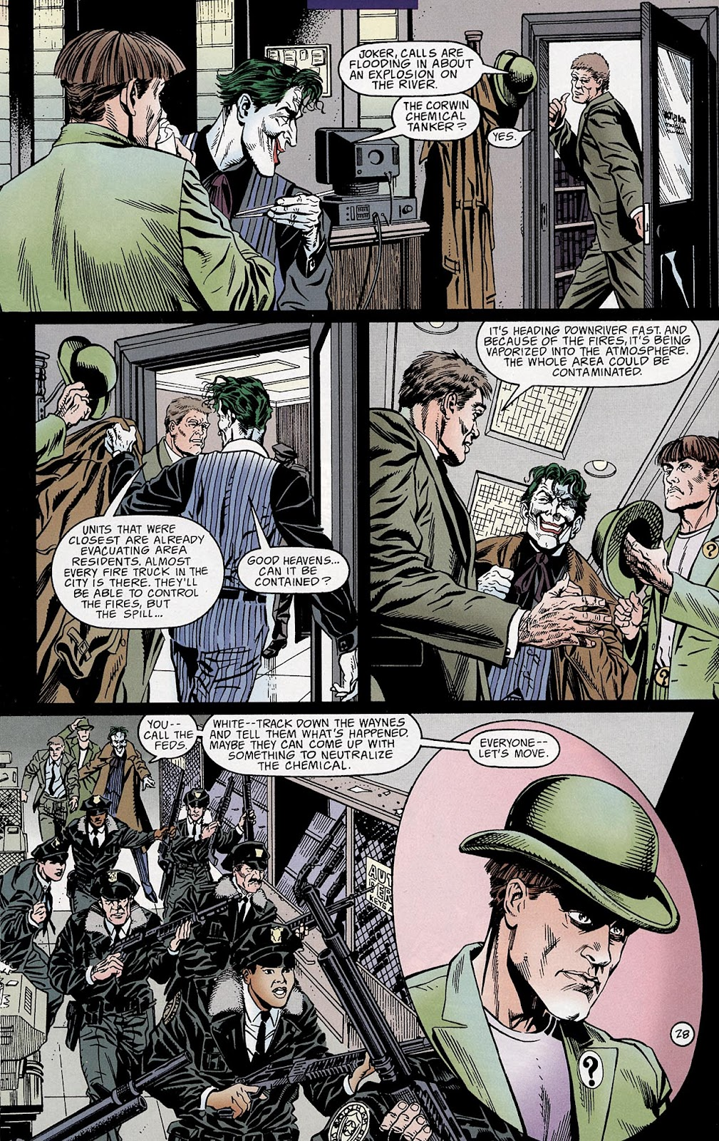 Catwoman (1993) Annual 3 #3 - English 29