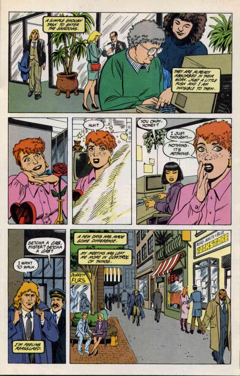 Read online Doctor Zero comic -  Issue #8 - 17
