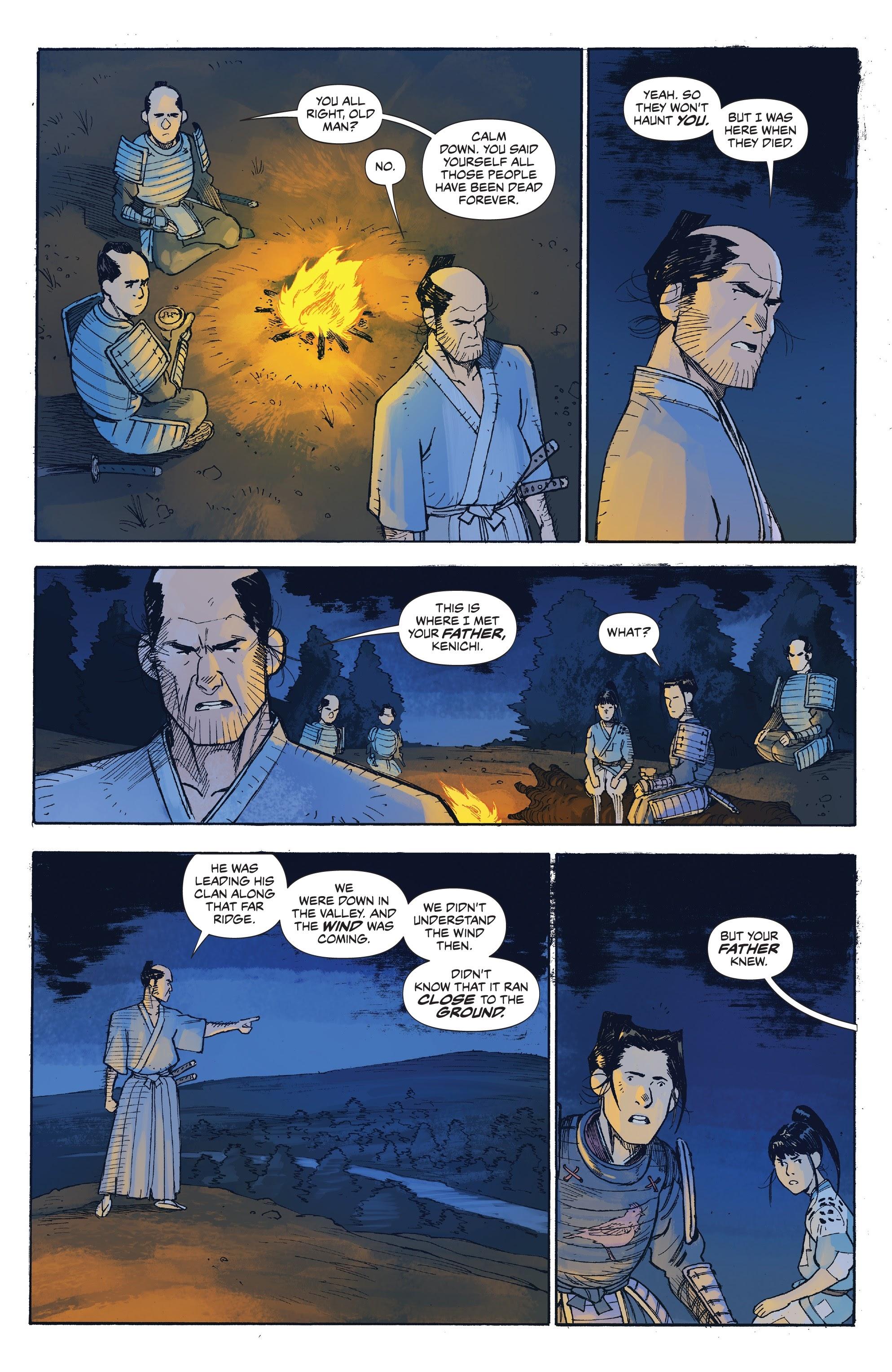 Read online Ronin Island comic -  Issue #3 - 13