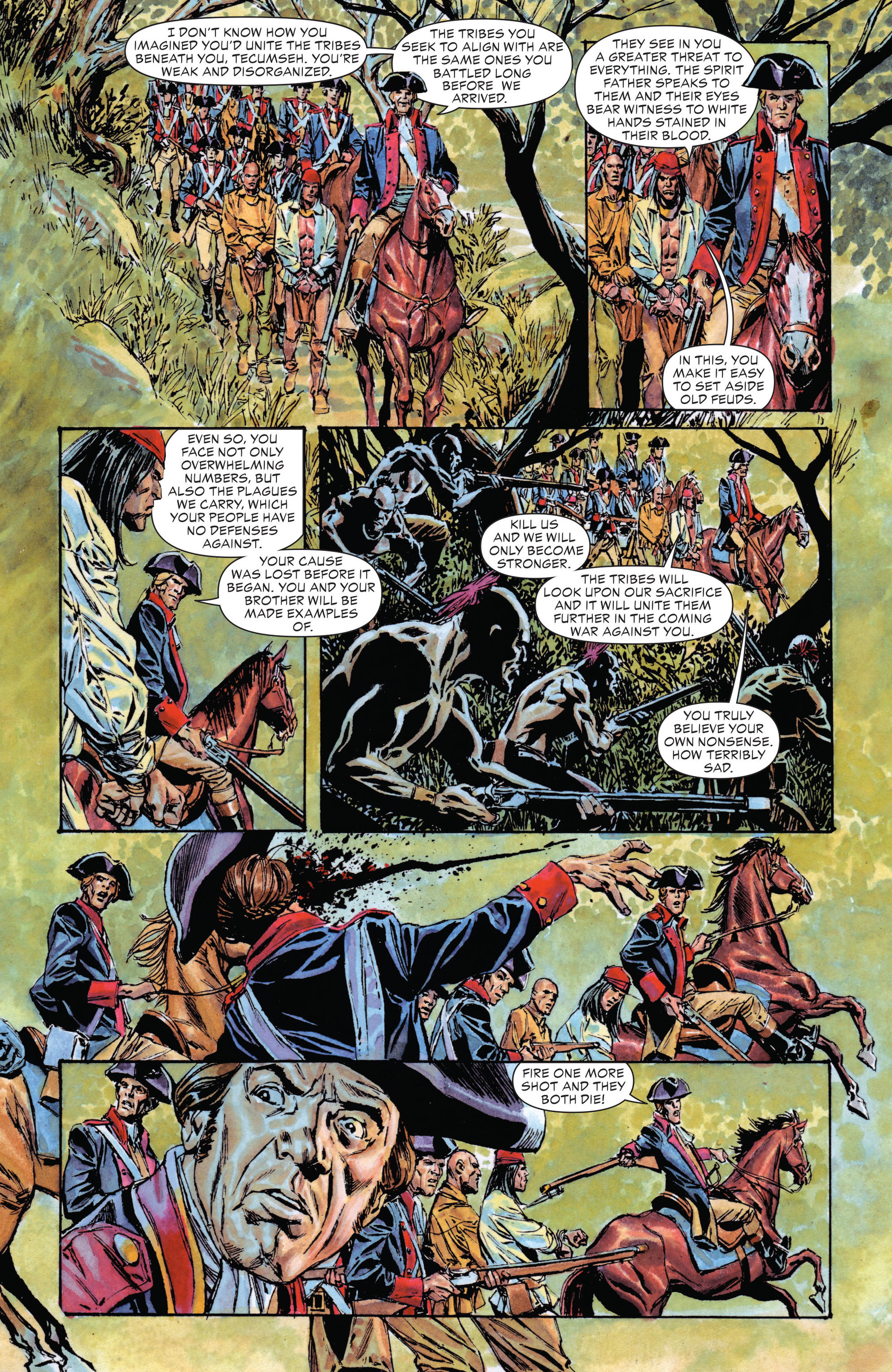 Read online All-Star Western (2011) comic -  Issue #15 - 24