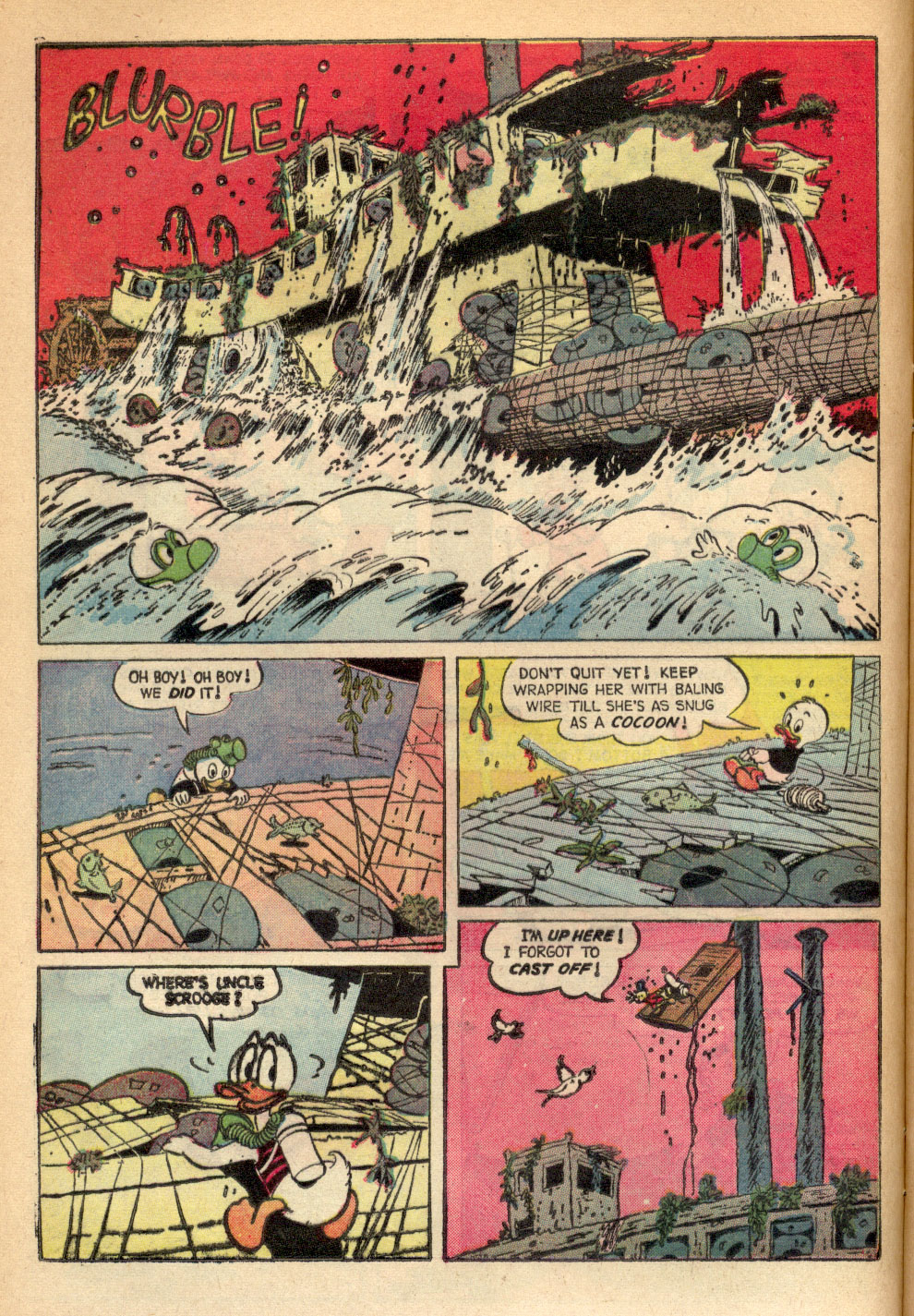 Read online Uncle Scrooge (1953) comic -  Issue #72 - 12