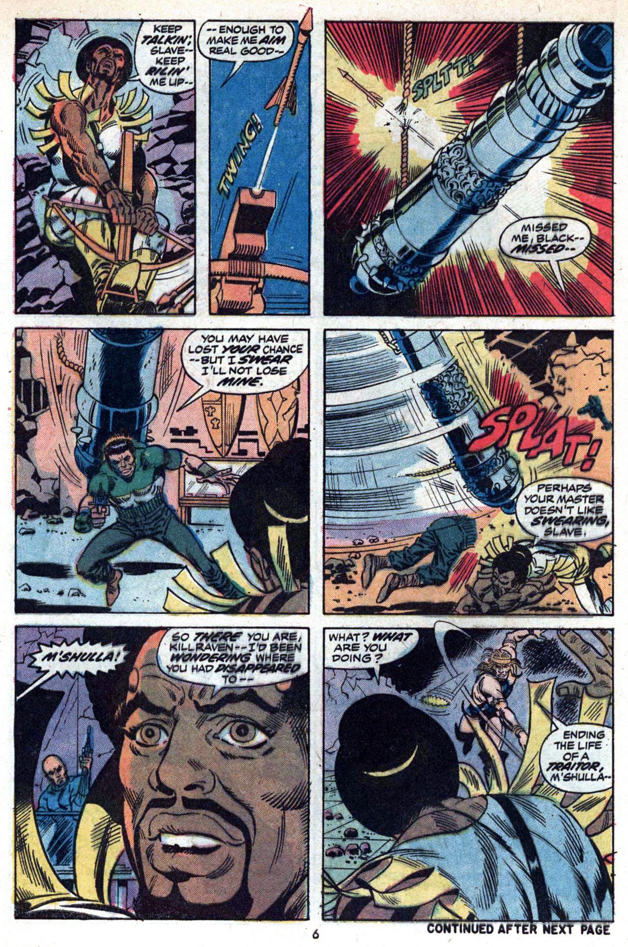Read online Amazing Adventures (1970) comic -  Issue #20 - 8