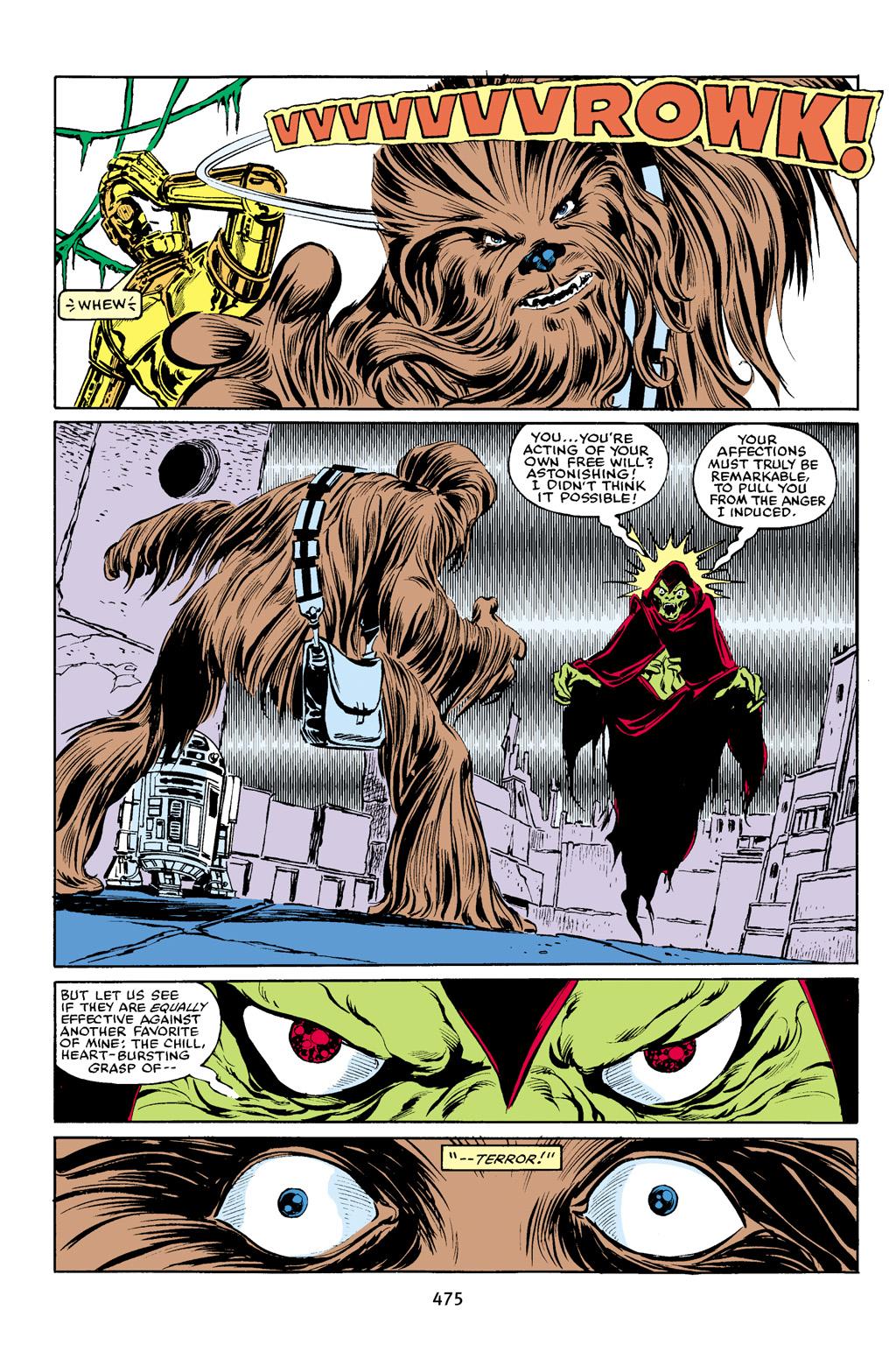 Read online Star Wars Omnibus comic -  Issue # Vol. 16 - 466