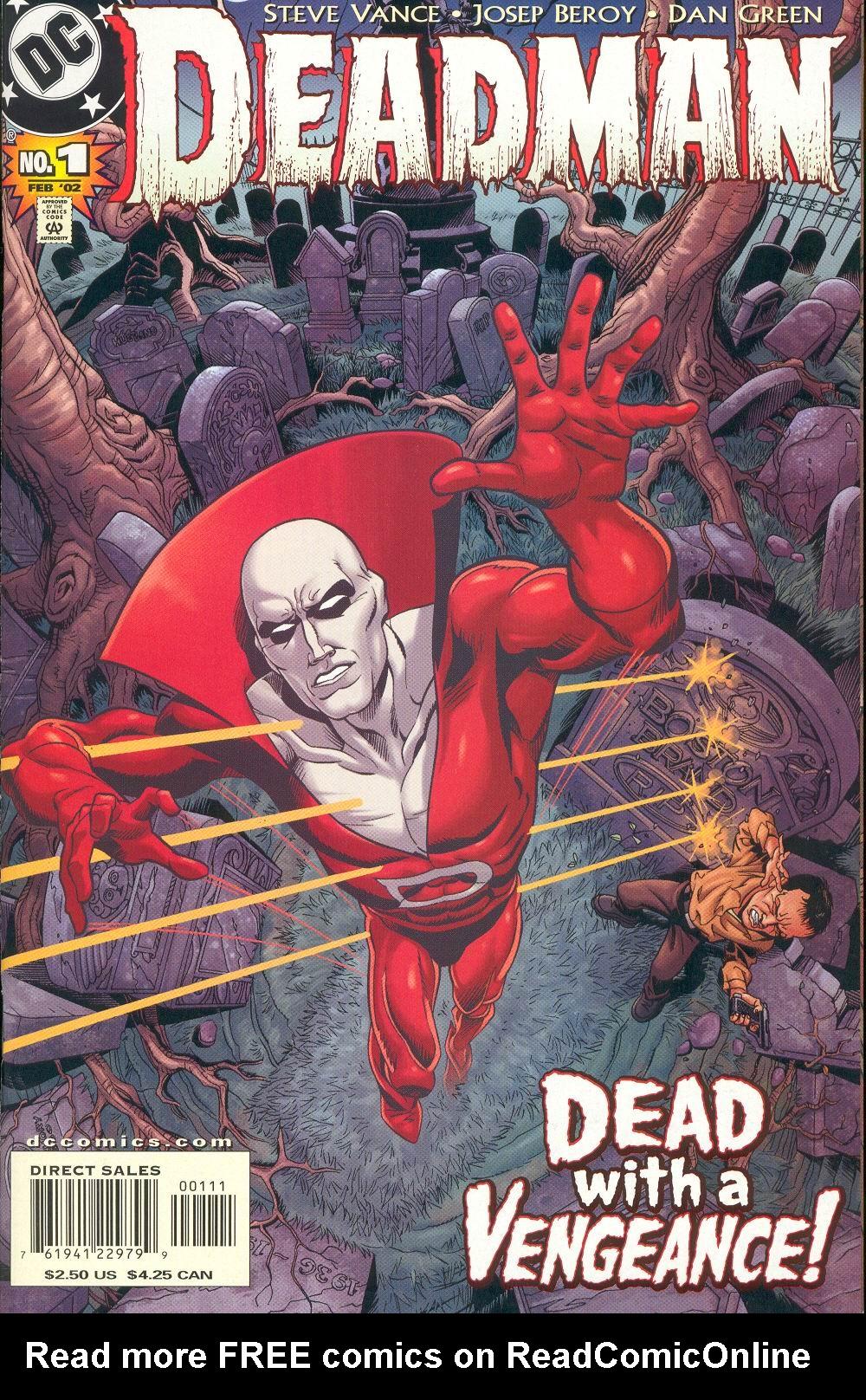 Deadman (2002) 1 Page 1