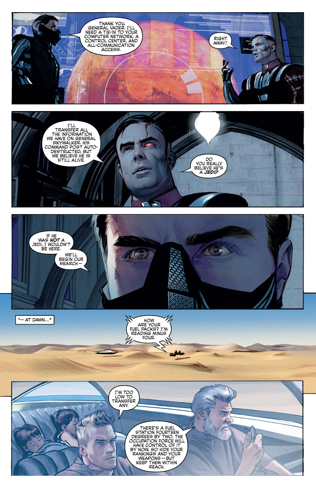 Read online Star Wars Legends: Infinities - Epic Collection comic -  Issue # TPB (Part 4) - 61
