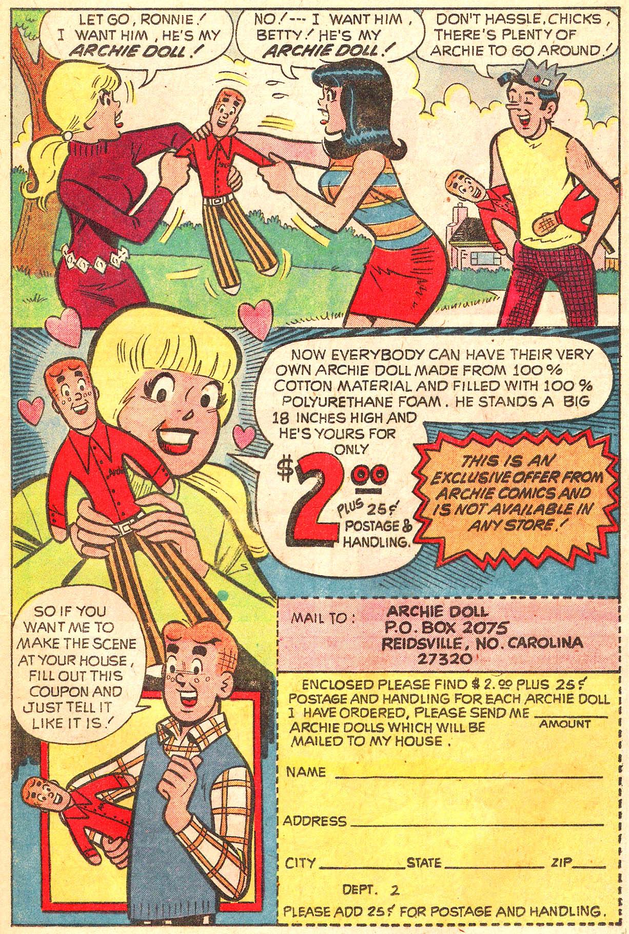 Read online She's Josie comic -  Issue #64 - 37