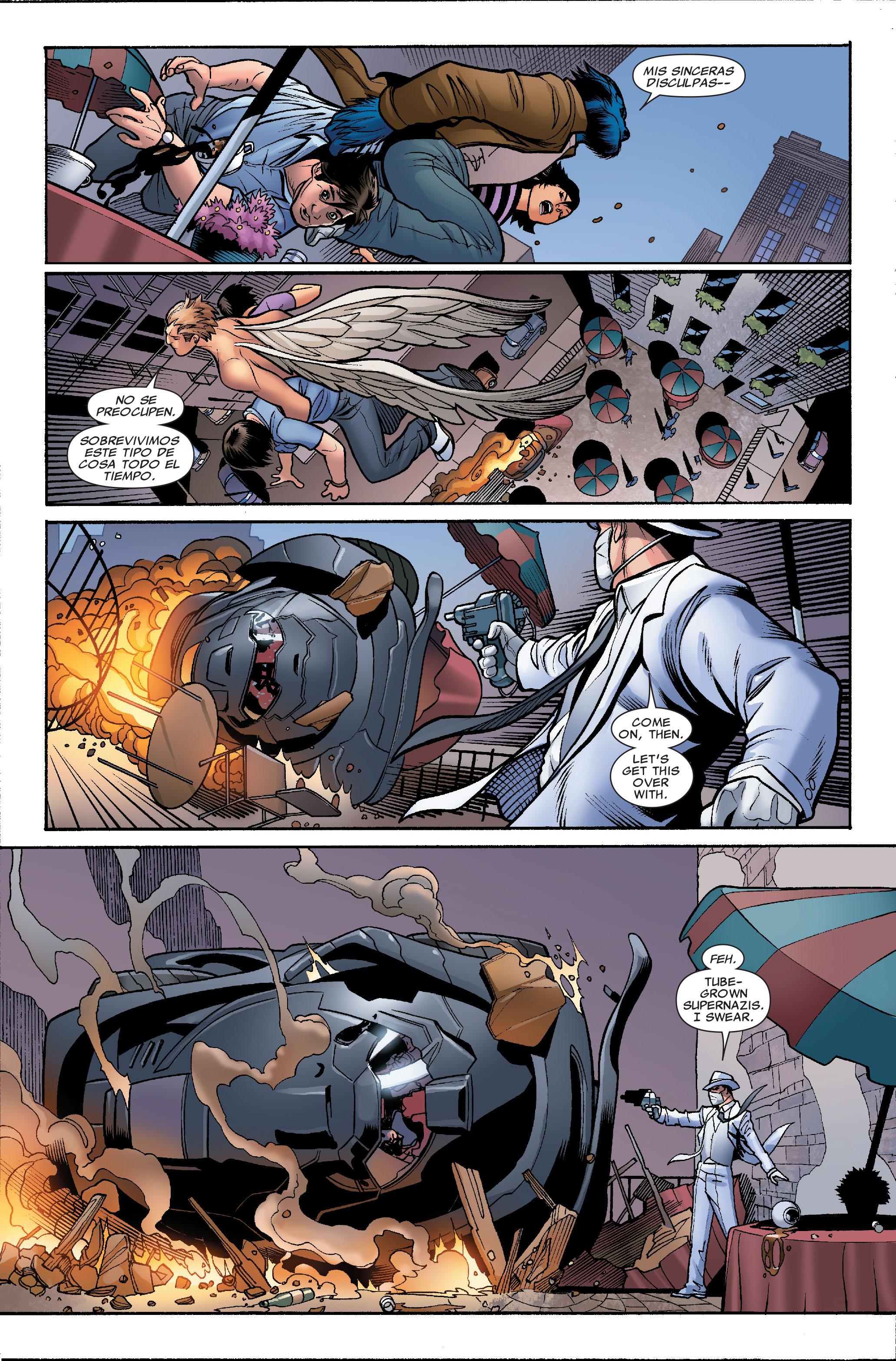 Read online Uncanny X-Men (1963) comic -  Issue #504 - 19