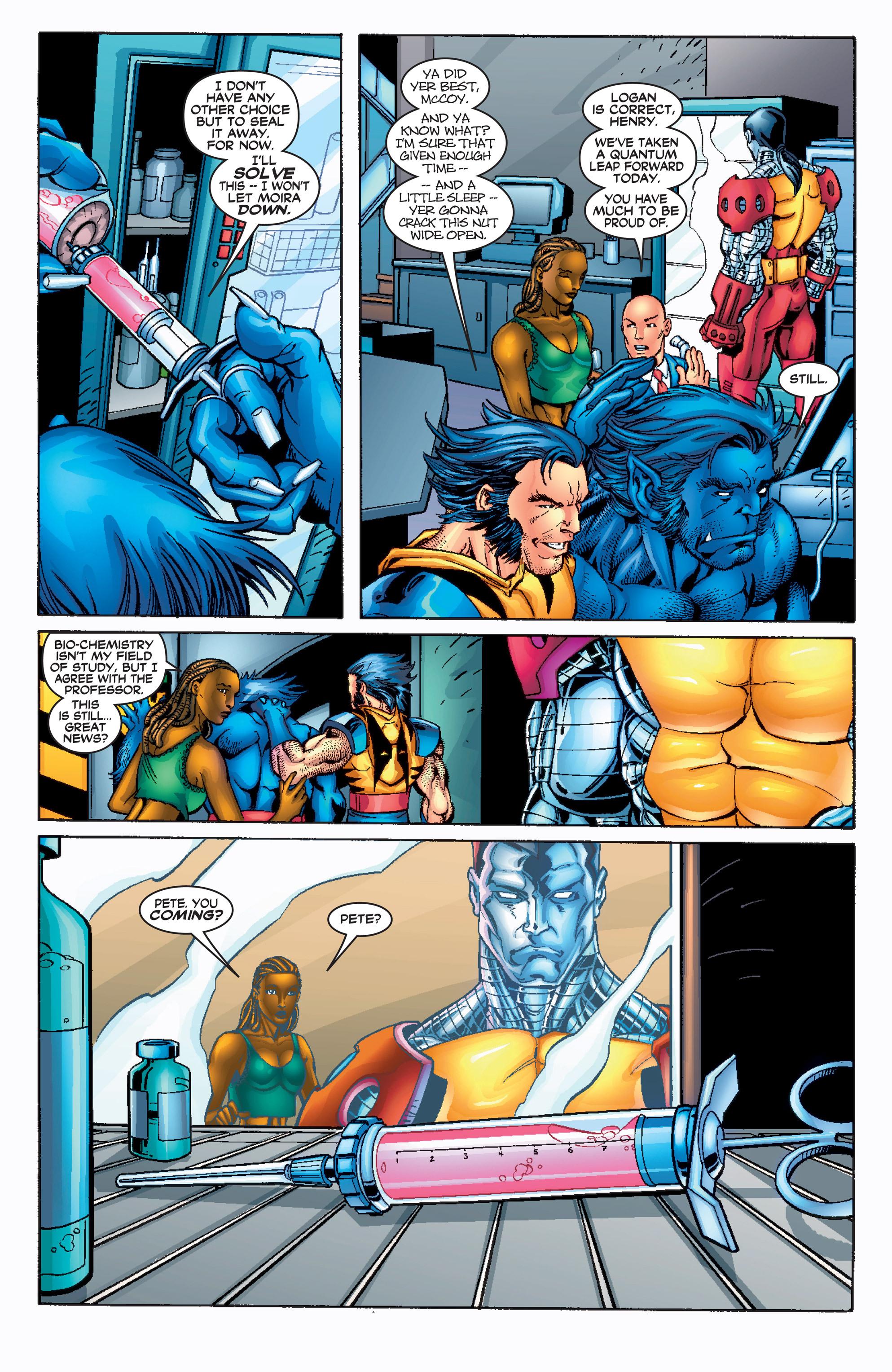 Read online Uncanny X-Men (1963) comic -  Issue #390 - 10