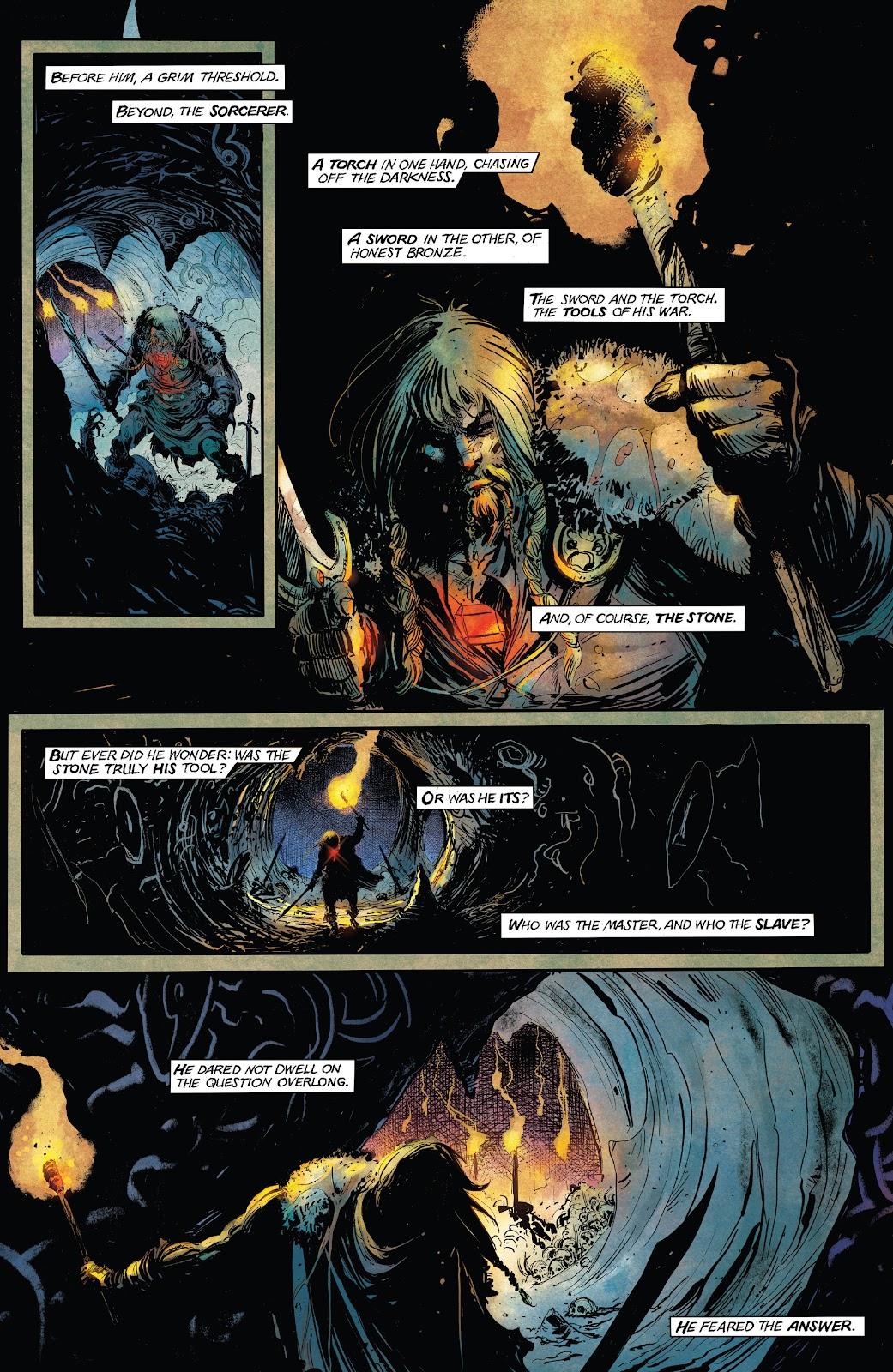 Read online Bizarre Adventures (2019) comic -  Issue # Full - 8