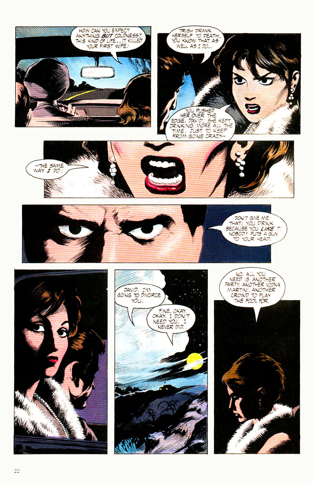 Read online Twisted Tales (1982) comic -  Issue #8 - 24