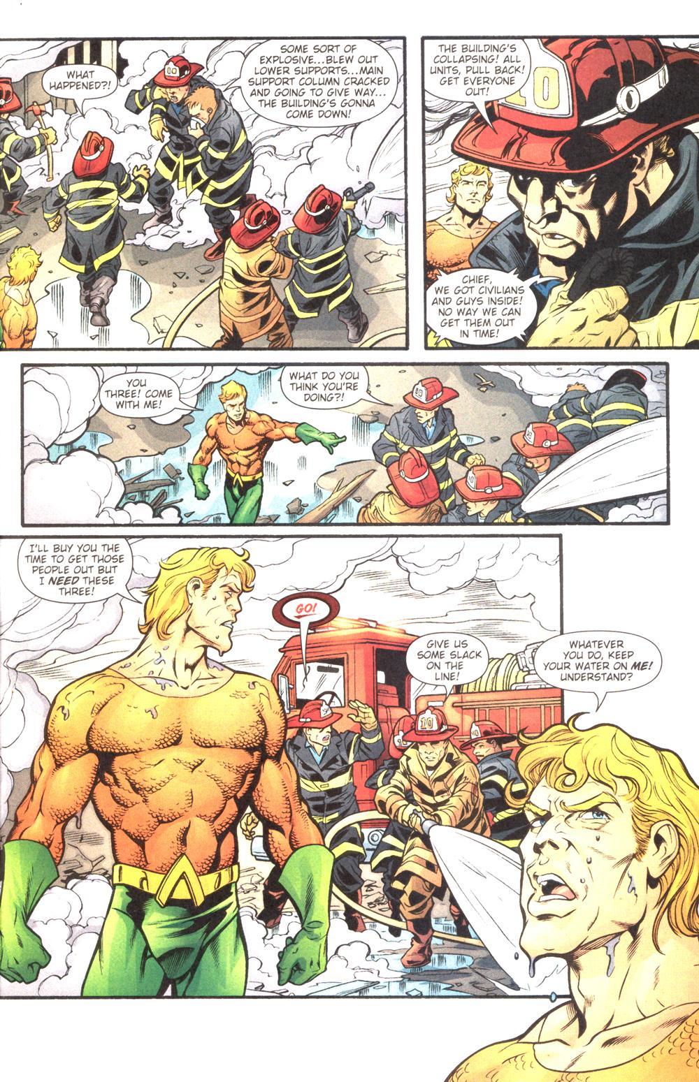 Read online Aquaman (2003) comic -  Issue #14 - 14
