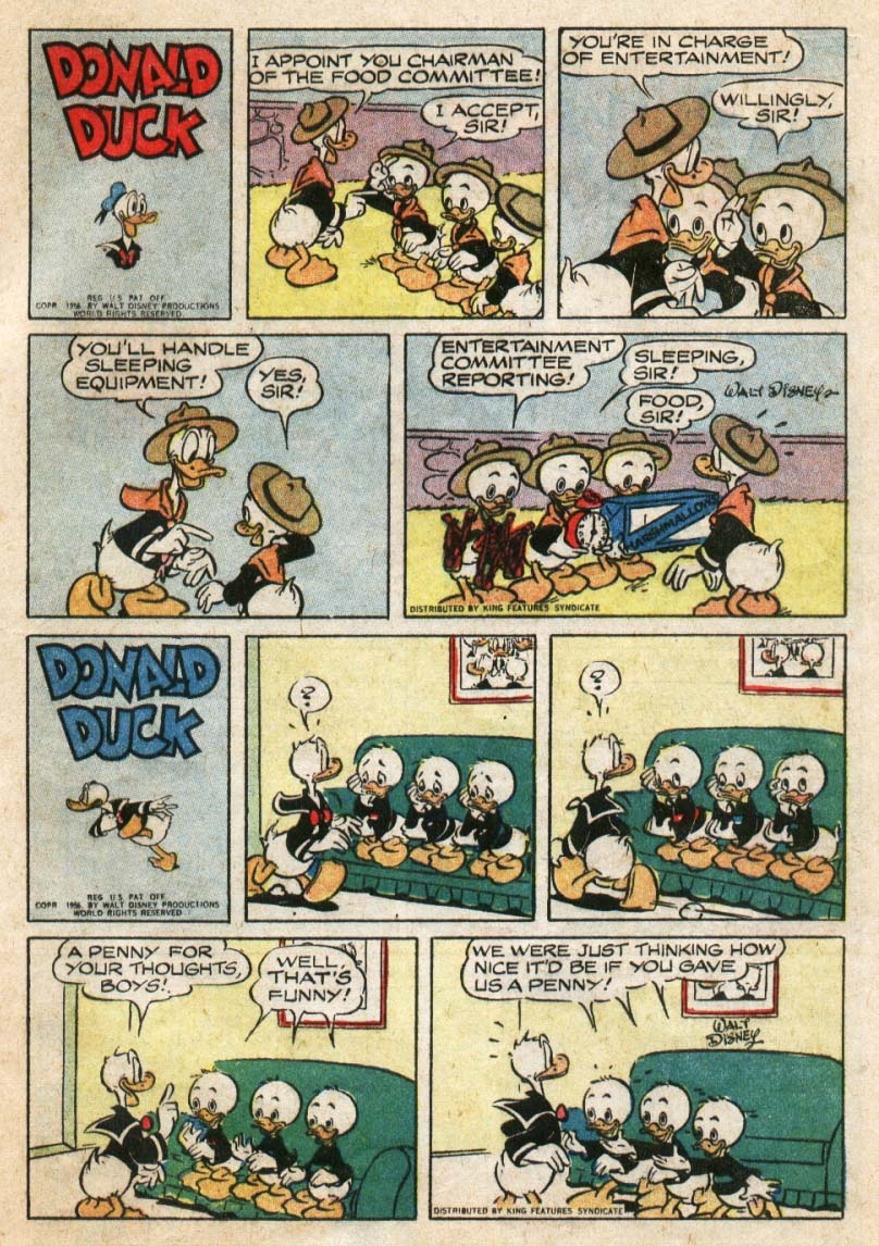 Walt Disney's Comics and Stories issue 215 - Page 25