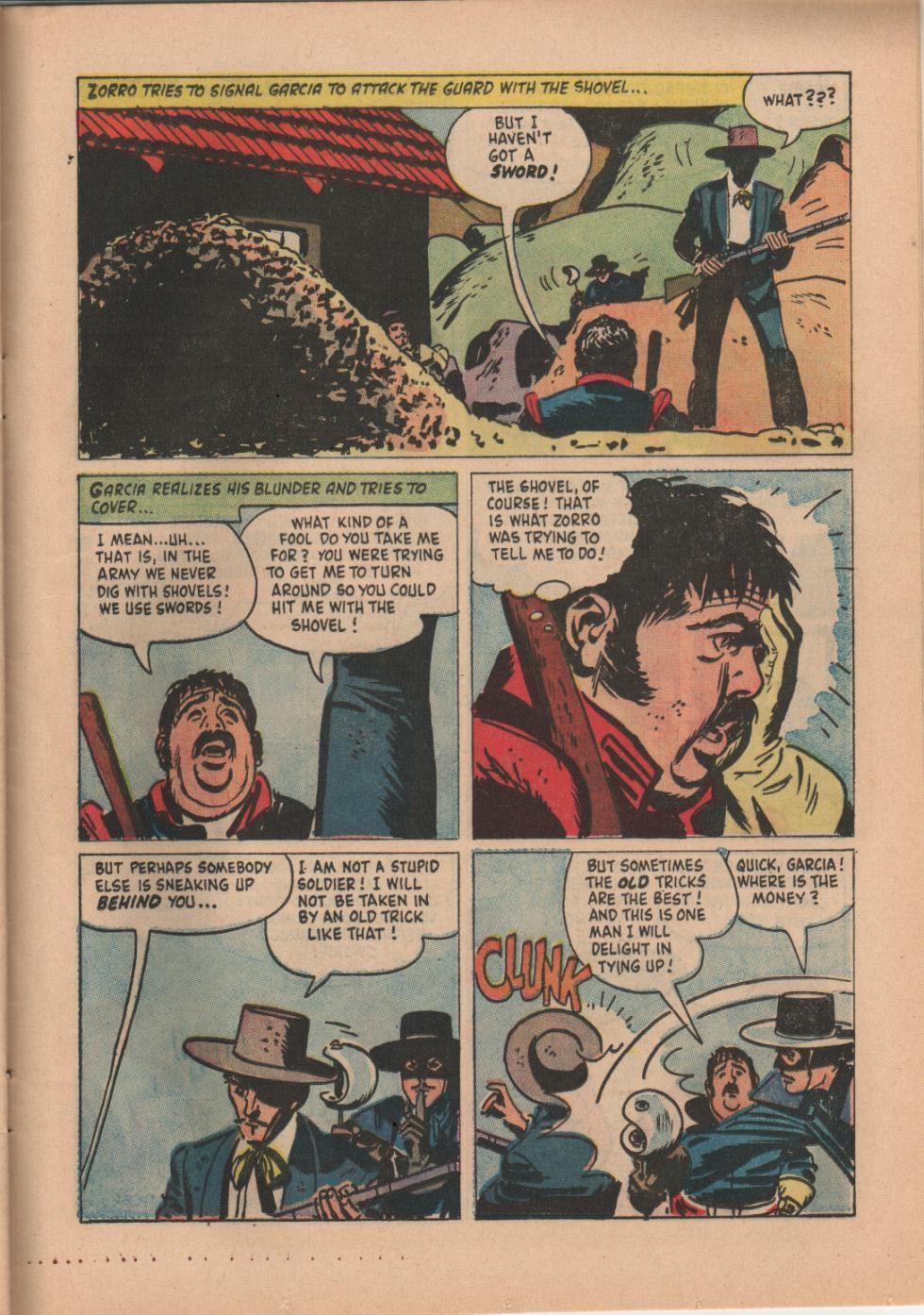 Zorro (1966) issue 5 - Page 25