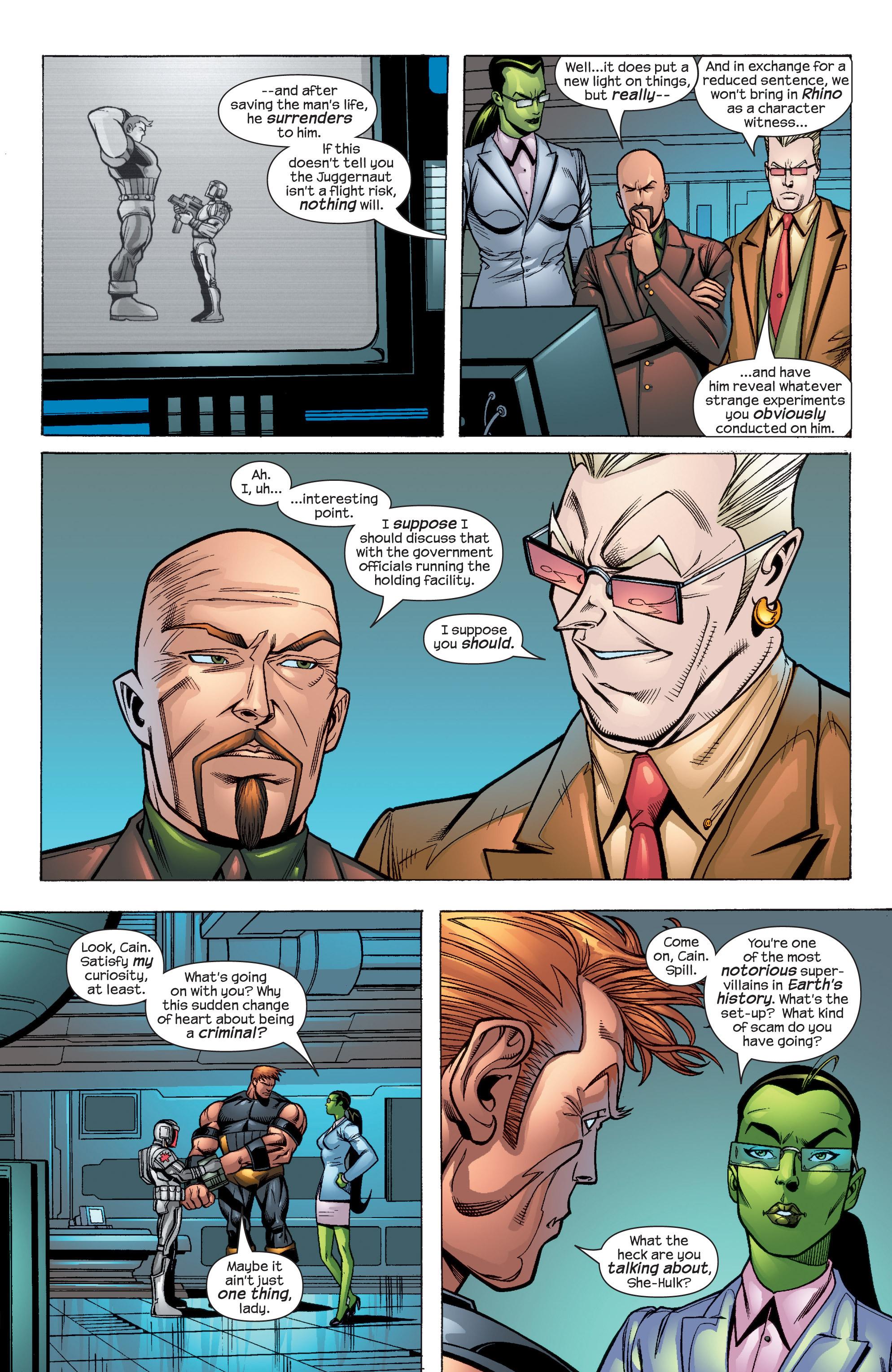 Read online Uncanny X-Men (1963) comic -  Issue #435 - 19