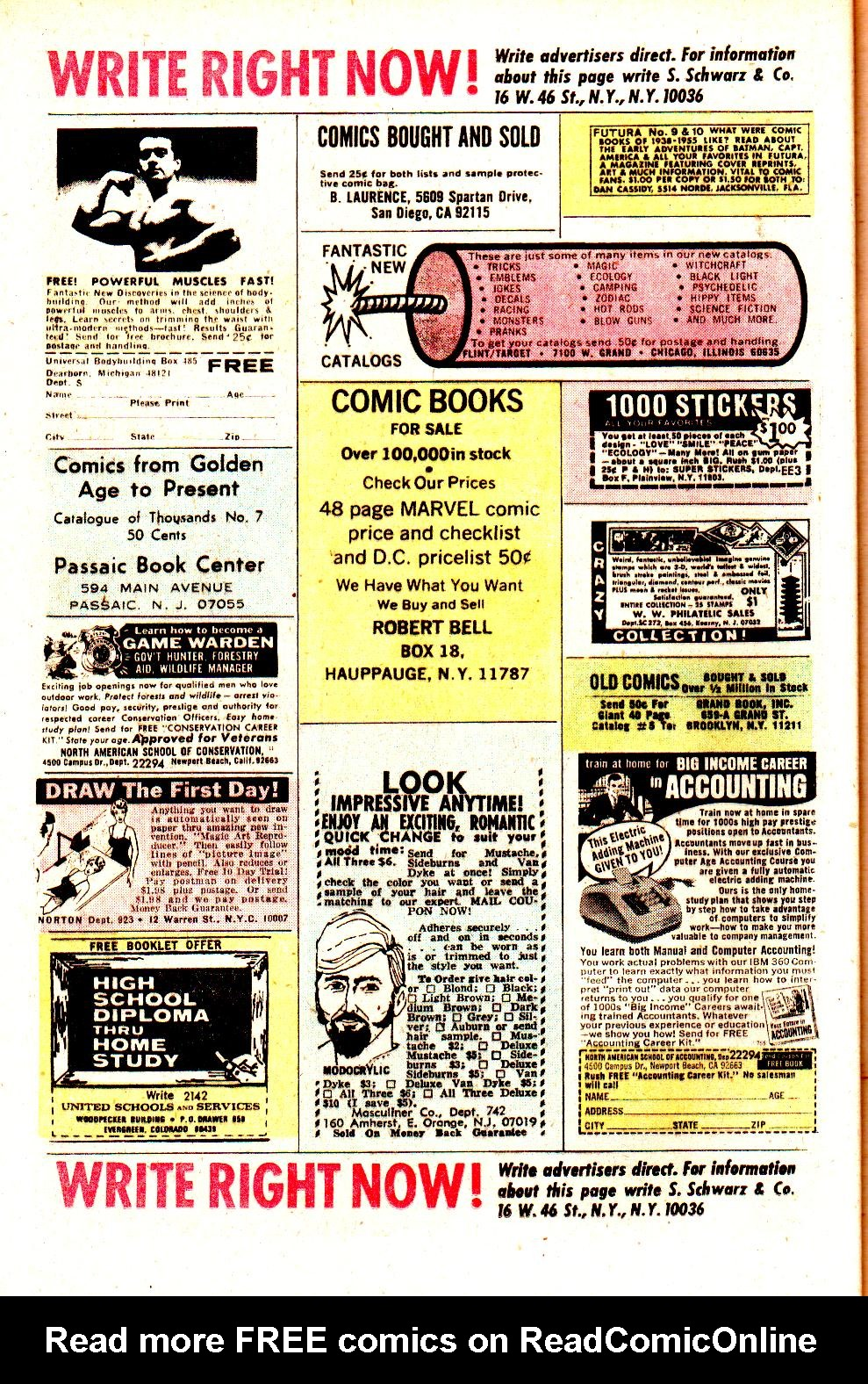 Read online All-Star Western (1970) comic -  Issue #11 - 16