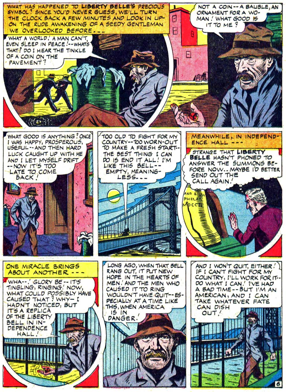 Star Spangled Comics (1941) issue 27 - Page 45