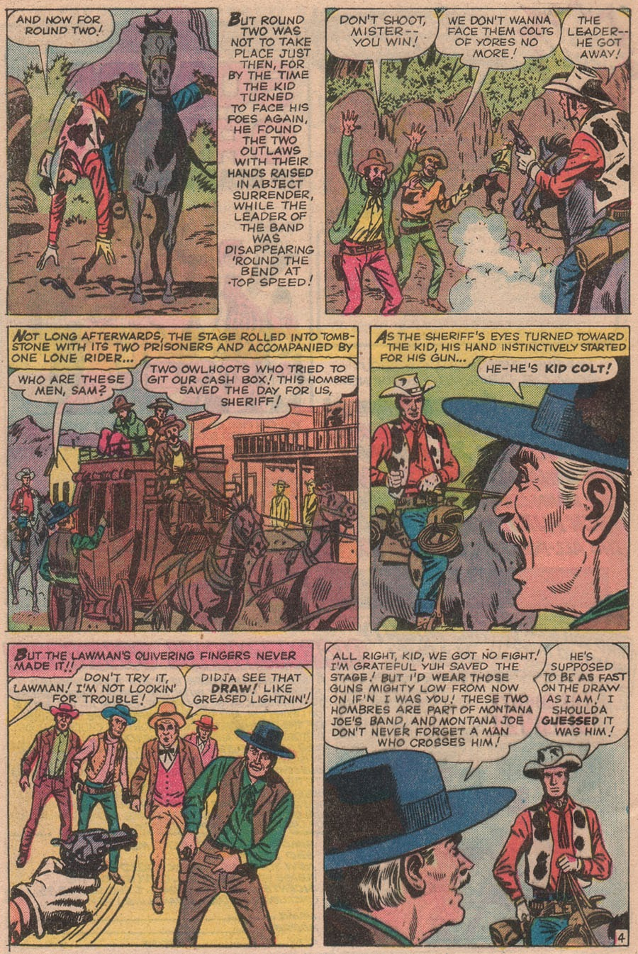 Kid Colt Outlaw issue 203 - Page 8