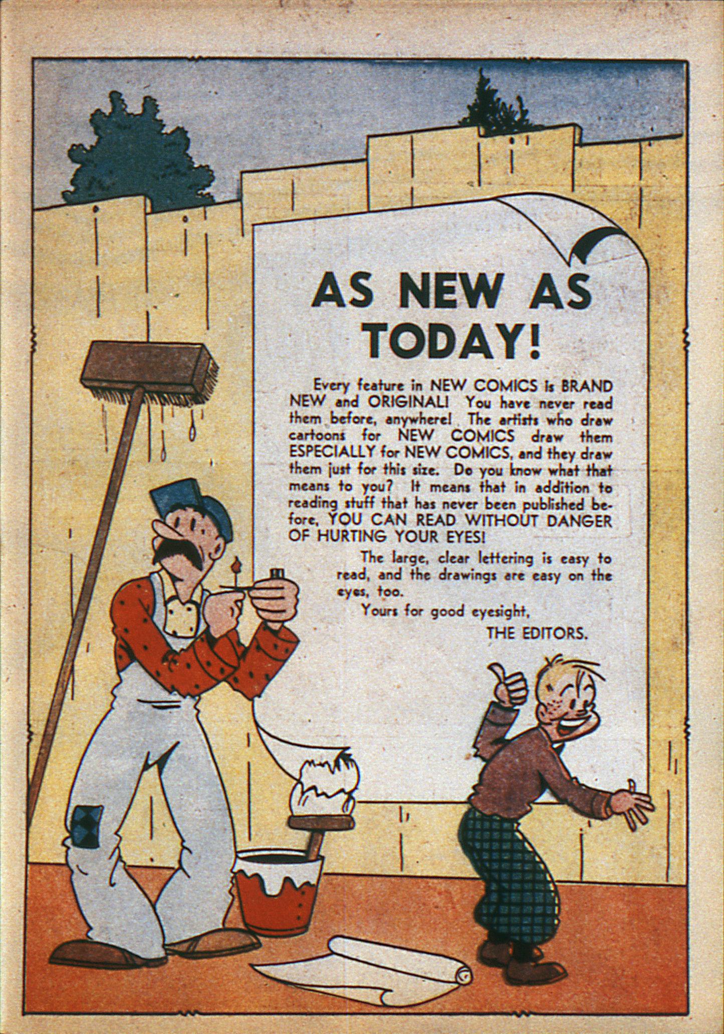 Read online Adventure Comics (1938) comic -  Issue #6 - 4
