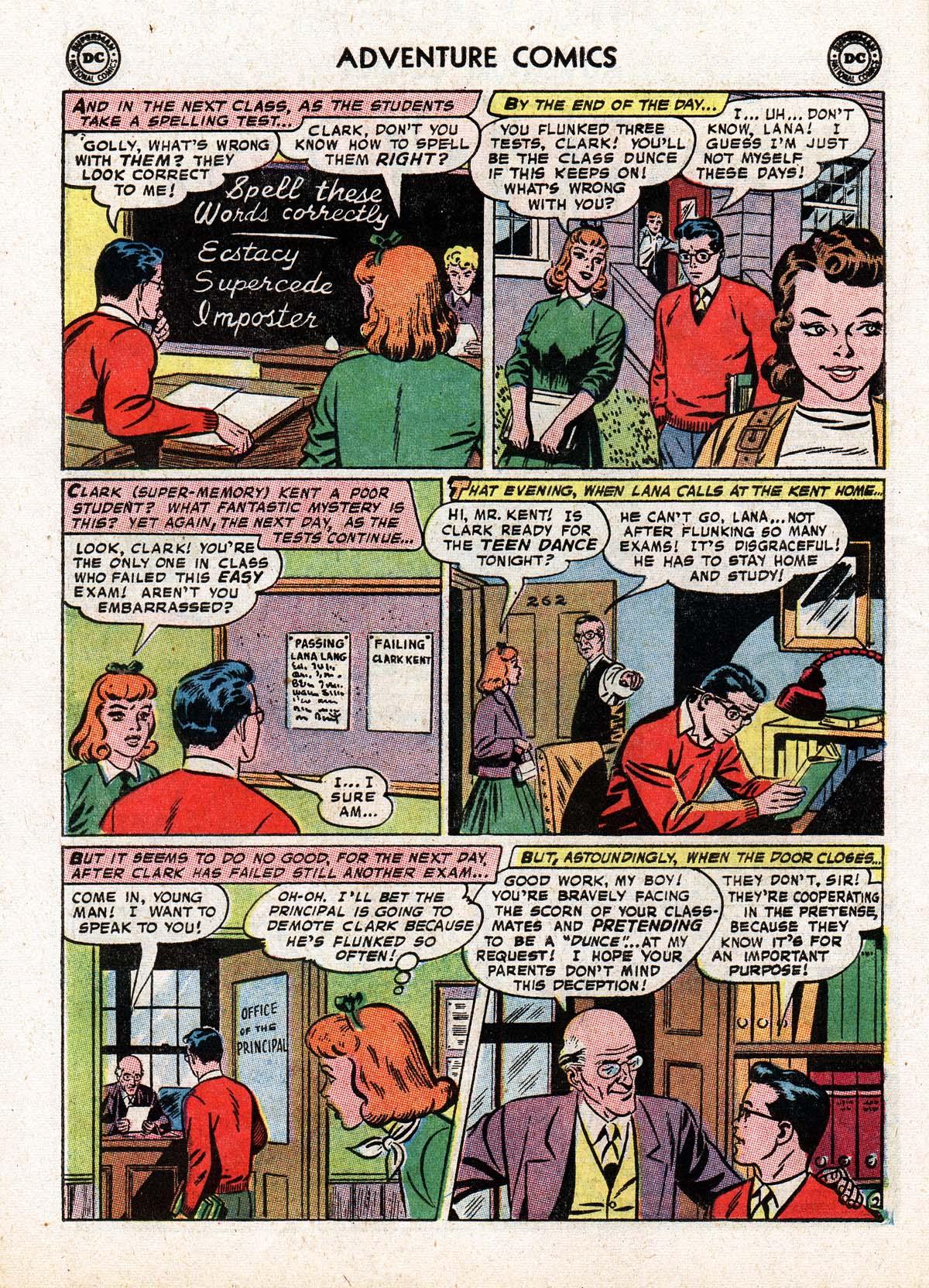 Read online Adventure Comics (1938) comic -  Issue #322 - 26