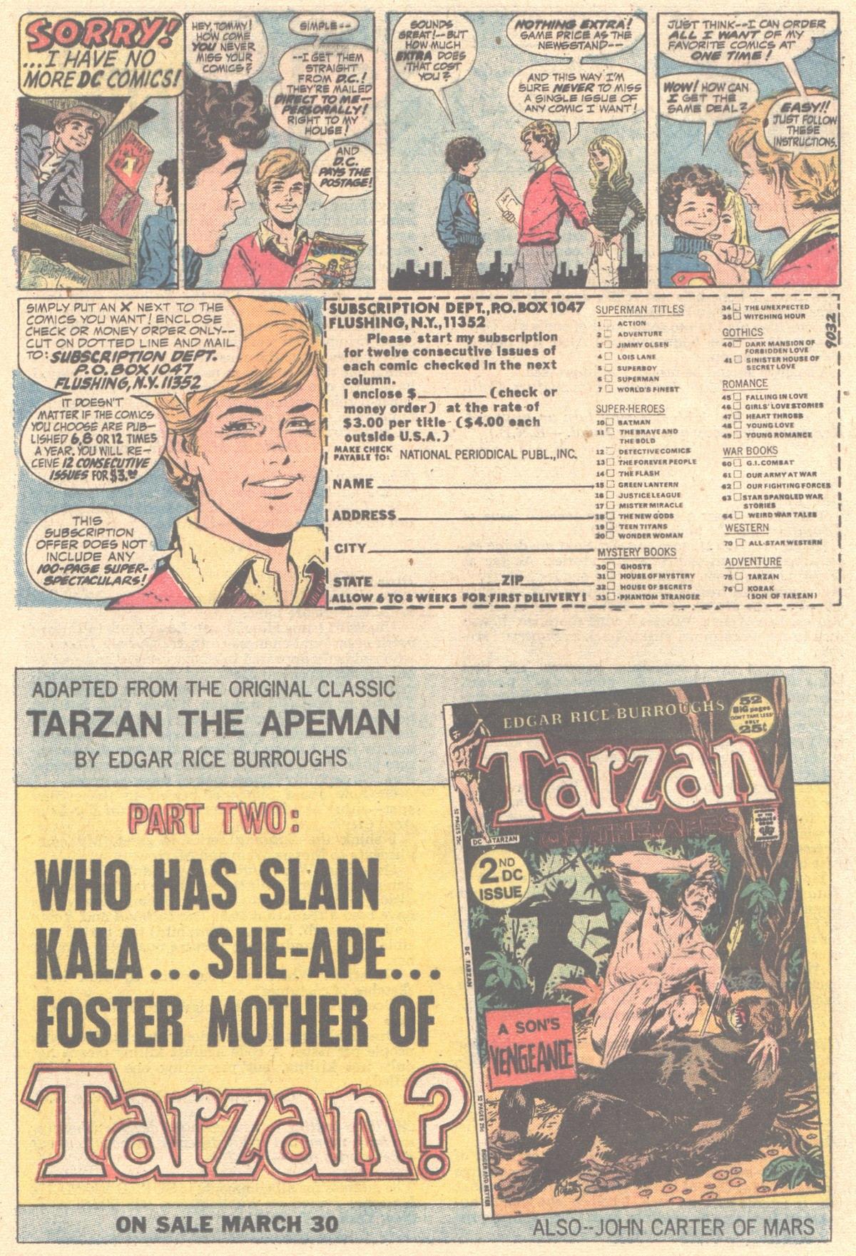 Read online Adventure Comics (1938) comic -  Issue #419 - 16