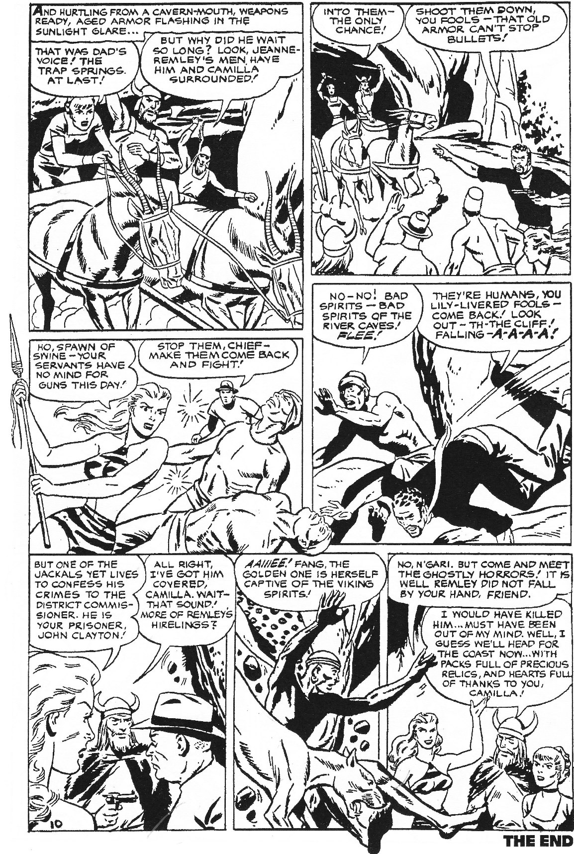 Read online Men of Mystery Comics comic -  Issue #57 - 26