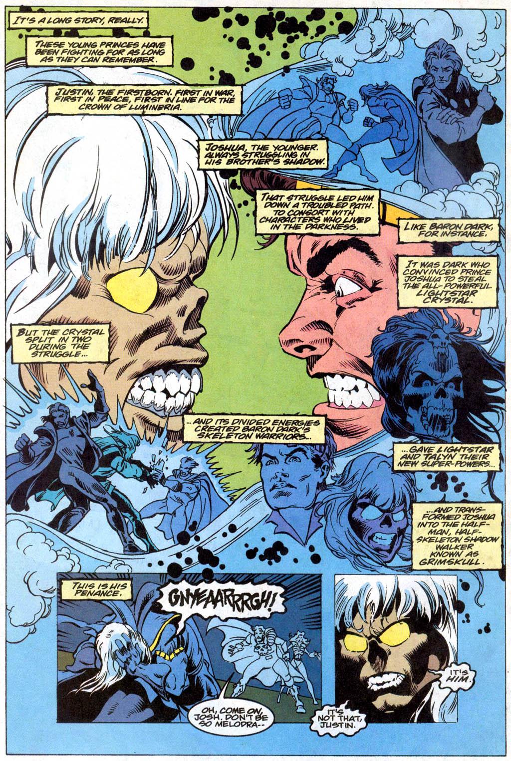 Skeleton Warriors Issue #1 #1 - English 14